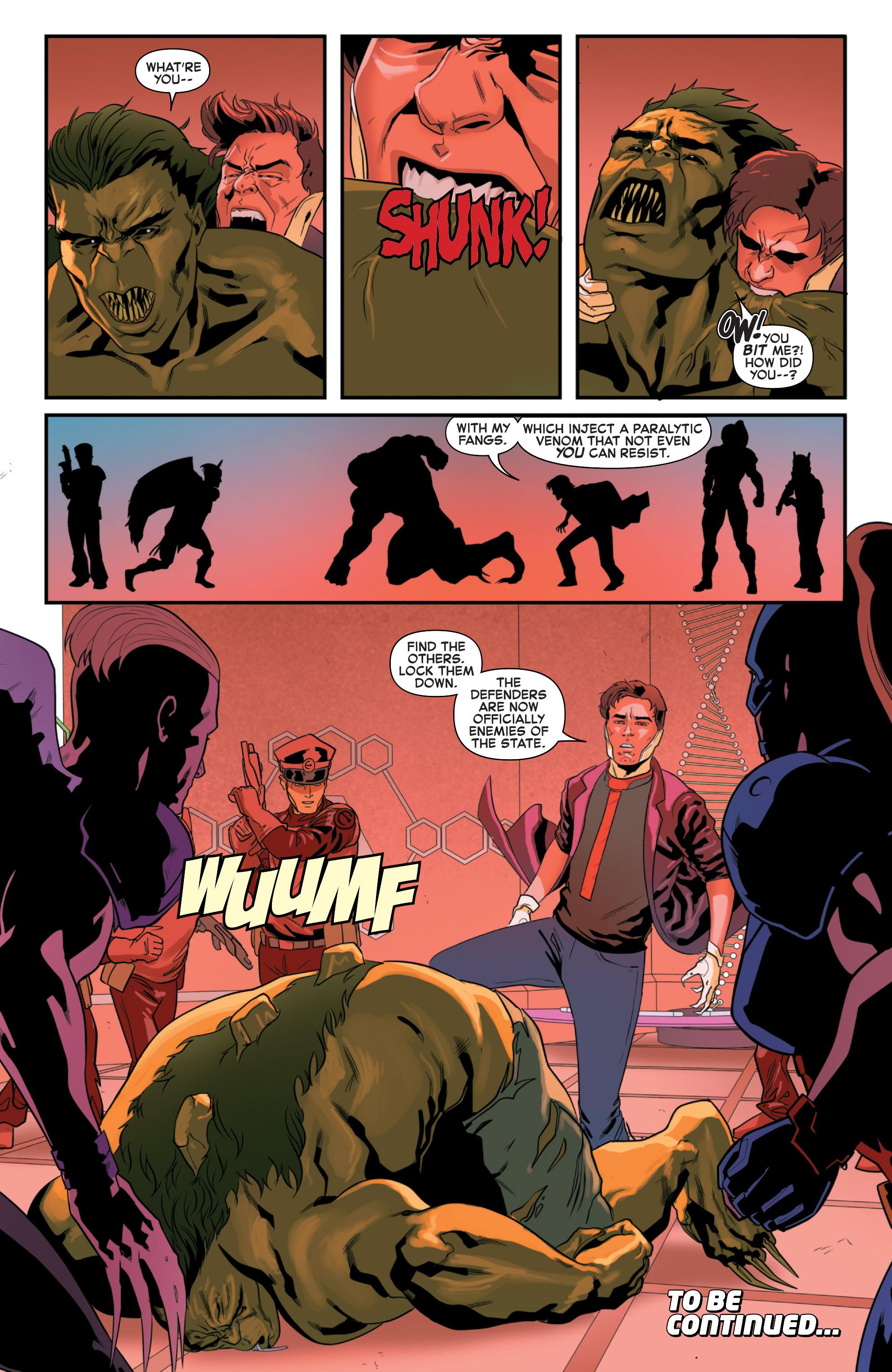 Read online Secret Wars 2099 comic -  Issue #3 - 22