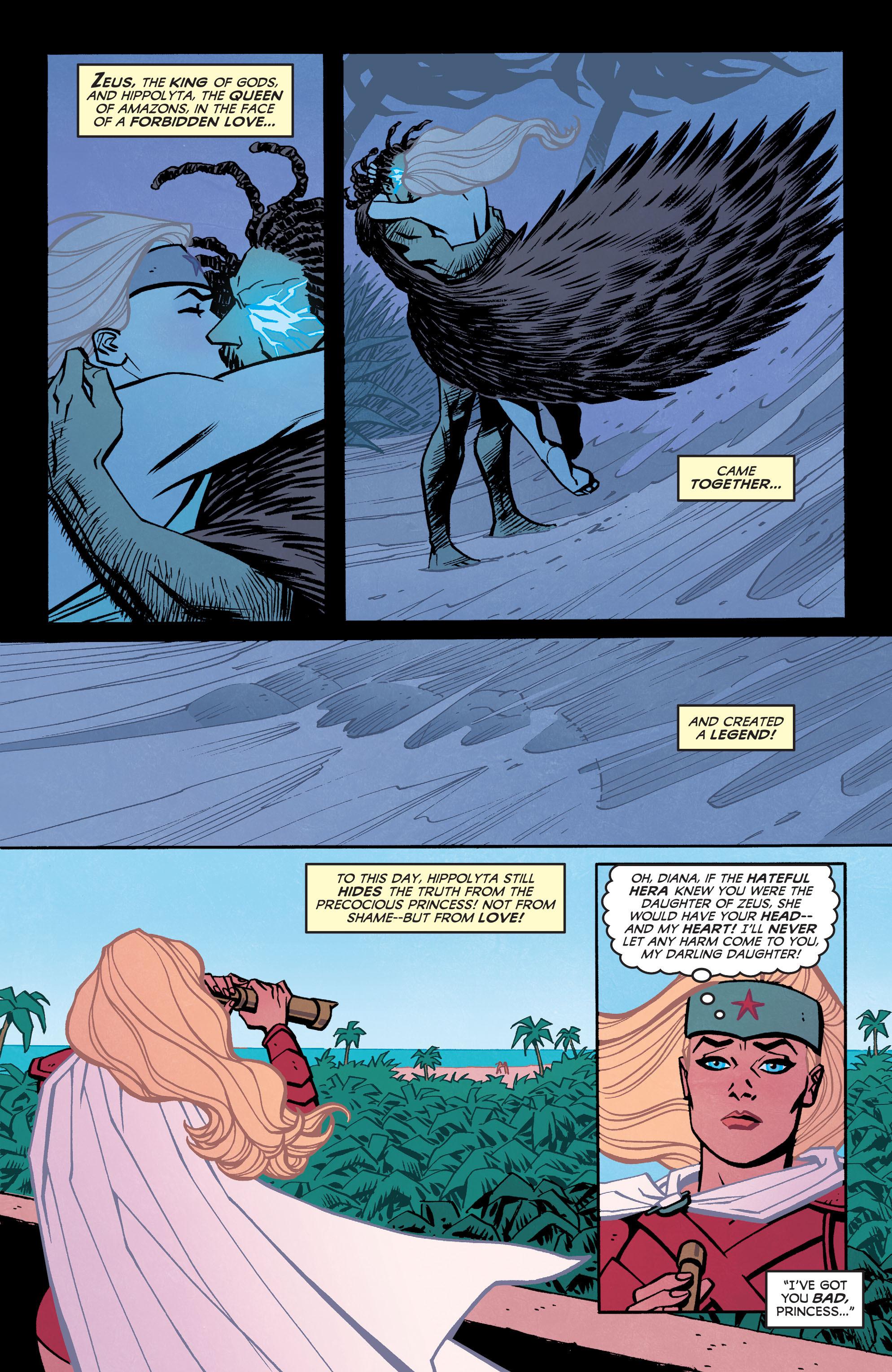 Read online Secret Origins (2014) comic -  Issue #6 - 5