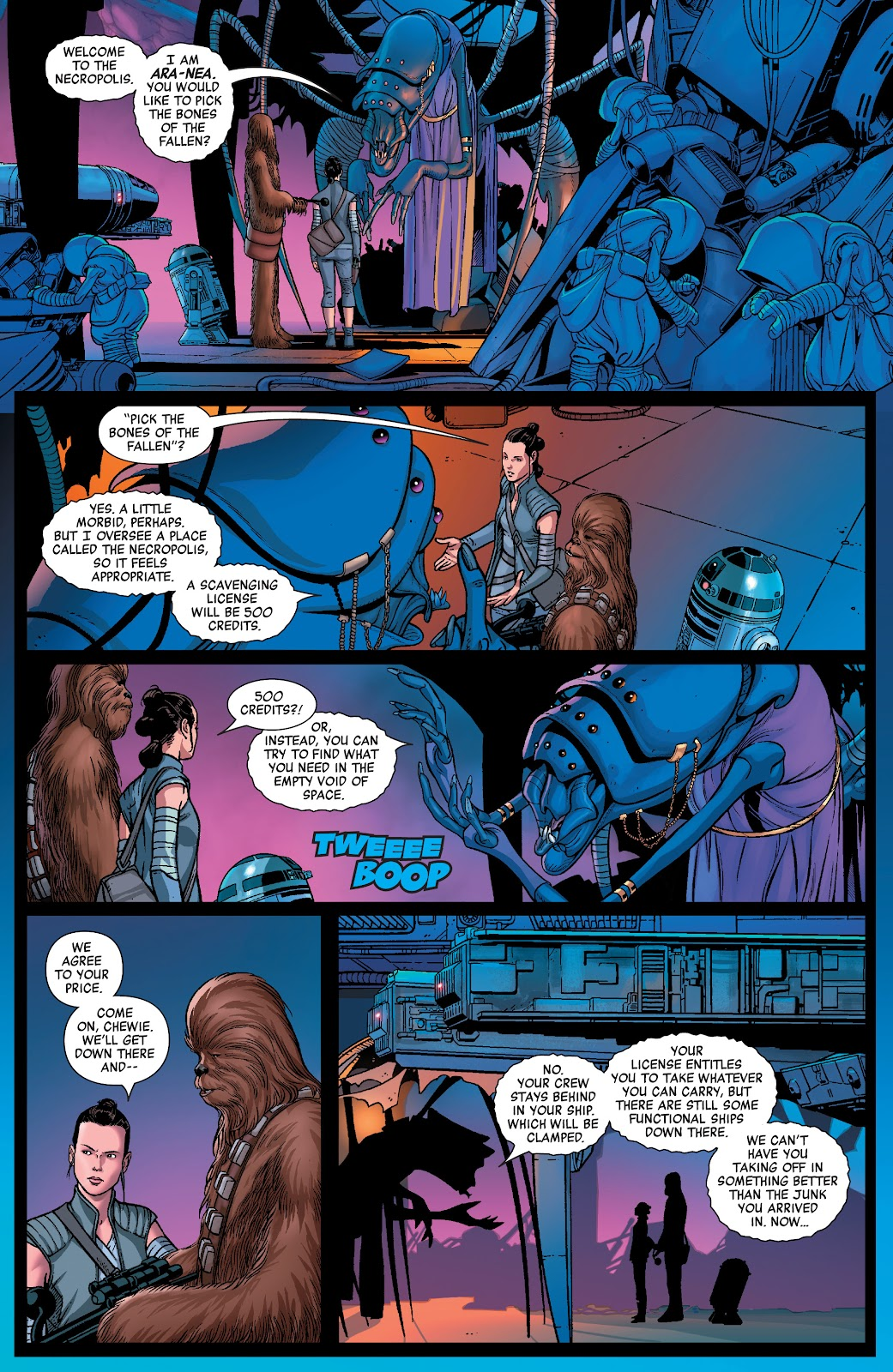 Read online Star Wars: Age of Republic: Heroes comic -  Issue # TPB - 81