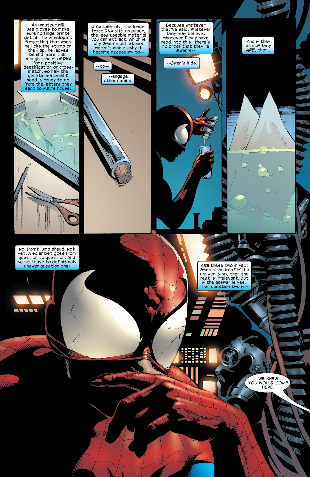 The Amazing Spider-Man by JMS Ultimate Collection issue TPB 3 (Part 2) - Page 98