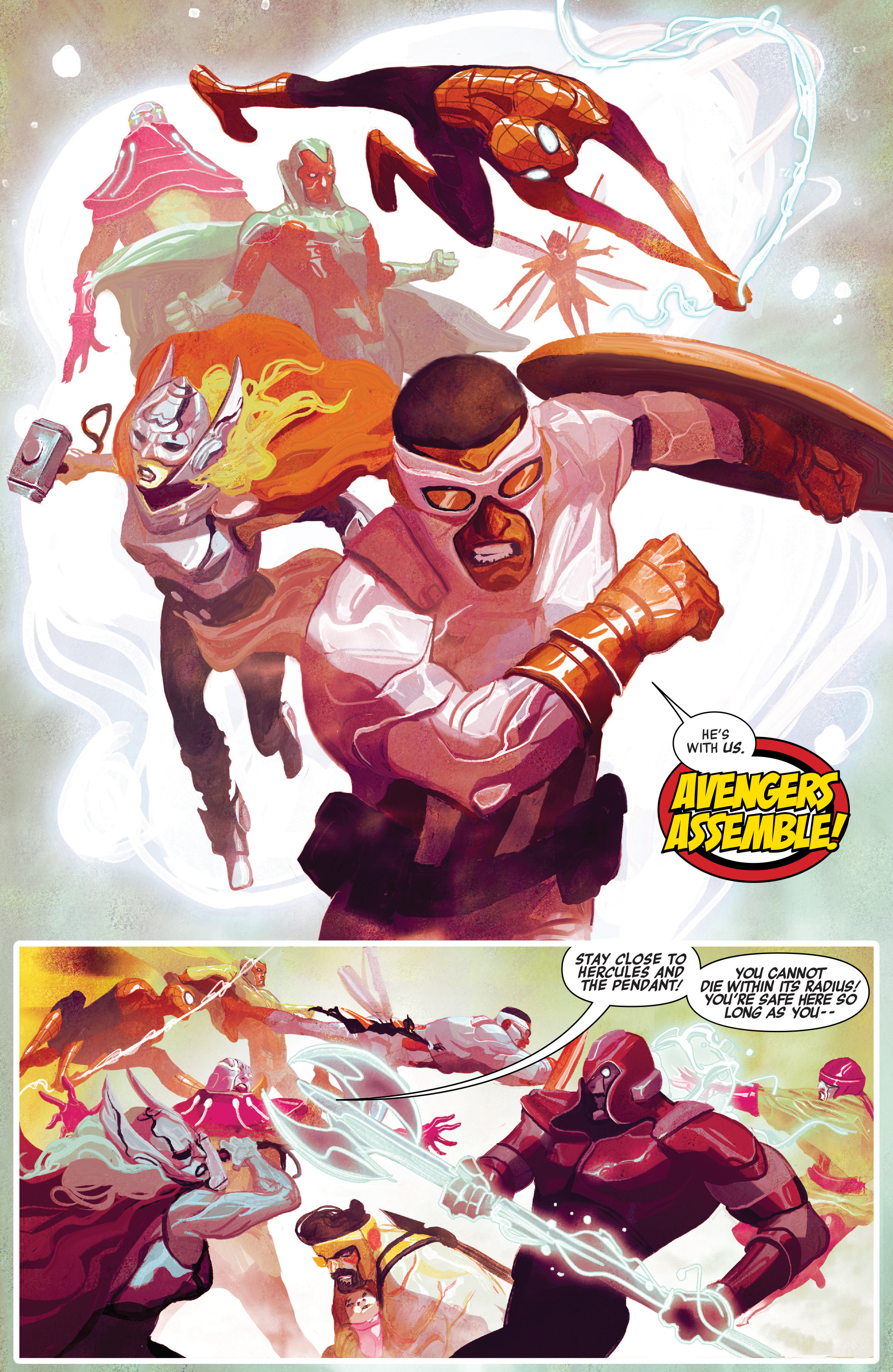 Read online Avengers (2016) comic -  Issue #2 - 19
