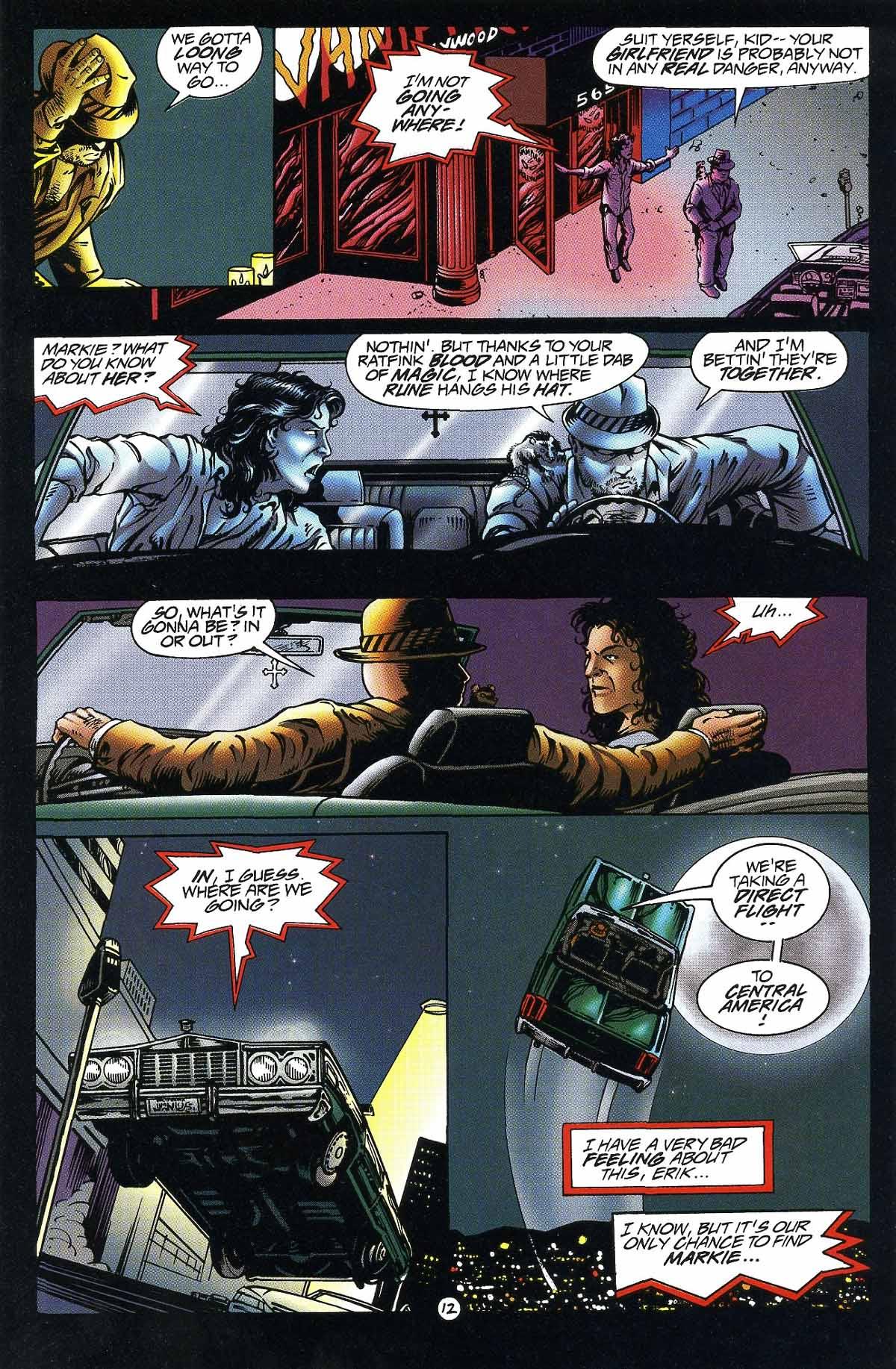 Read online Rune (1994) comic -  Issue #9 - 14