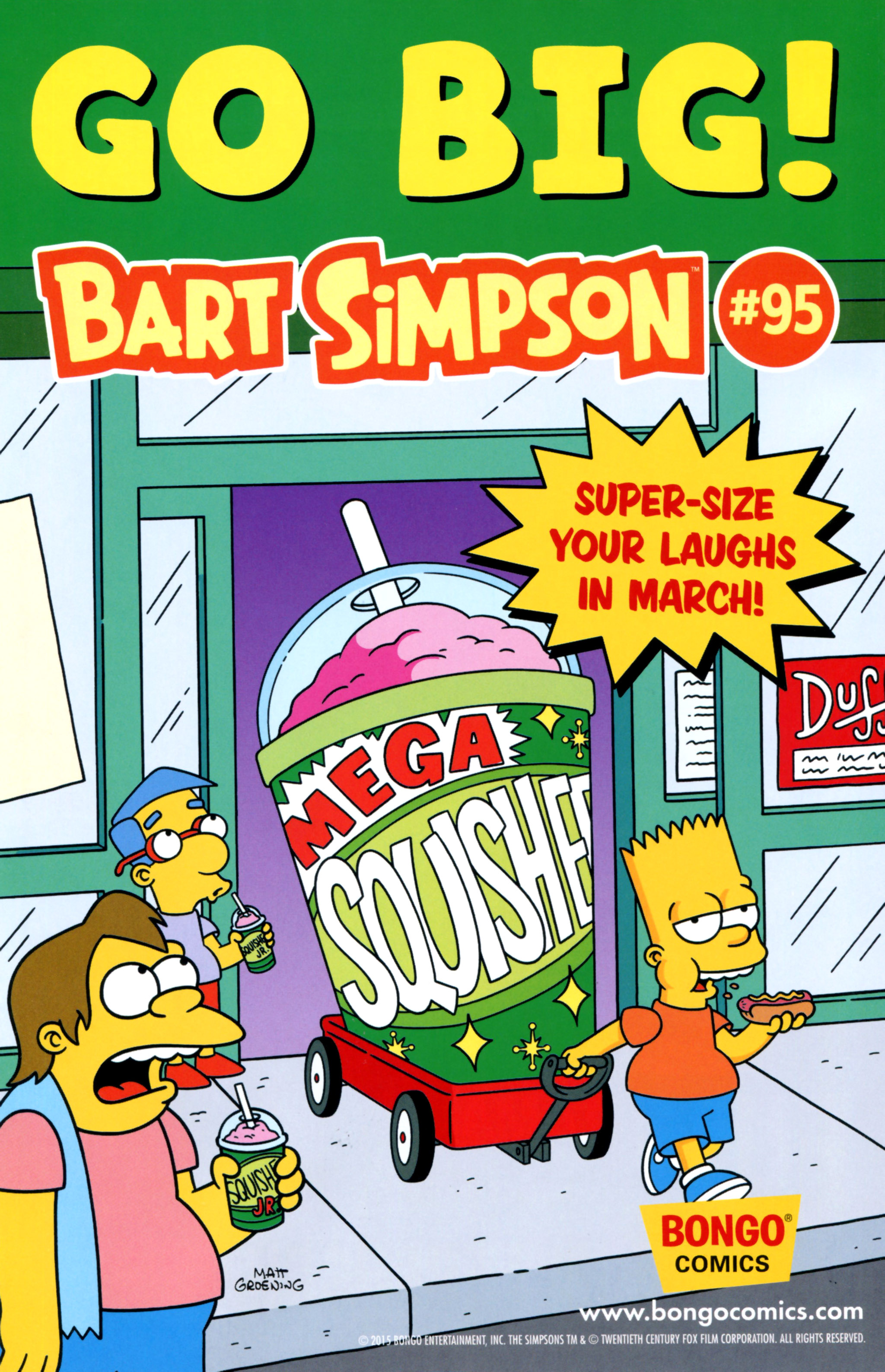Read online Simpsons Comics comic -  Issue #218 - 13