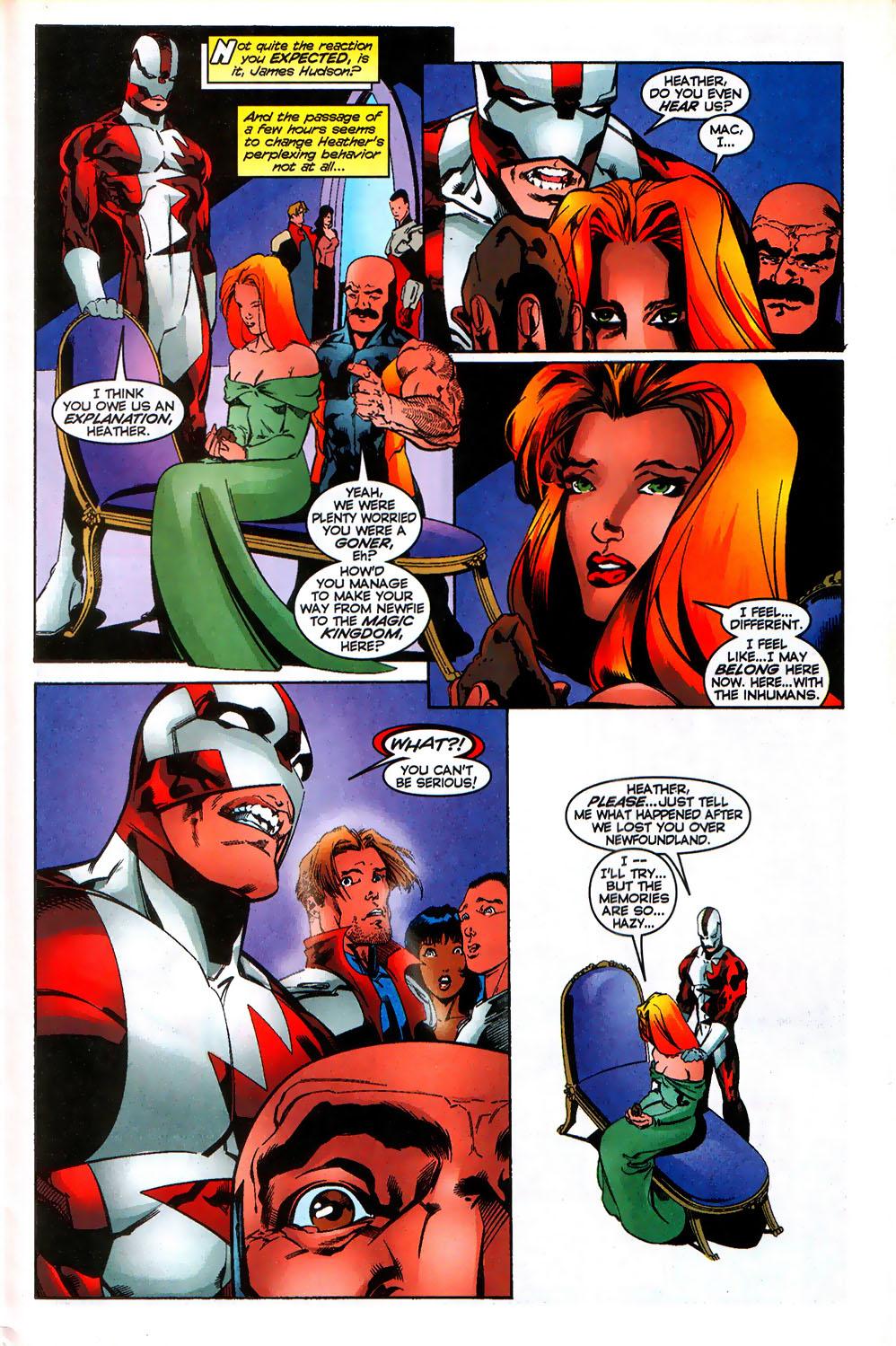 Read online Alpha Flight (1997) comic -  Issue # _Annual - 26