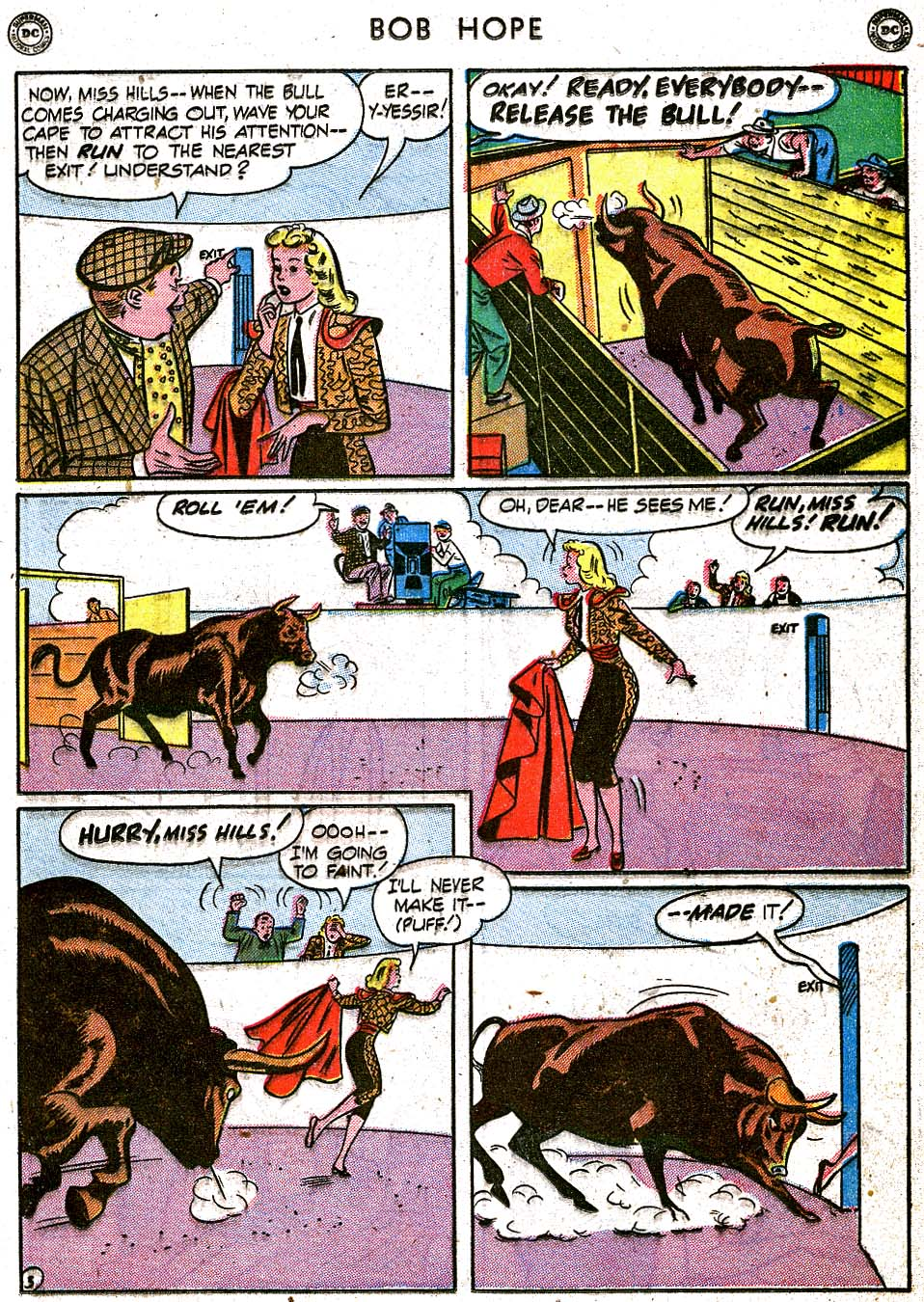 The Adventures of Bob Hope issue 8 - Page 31