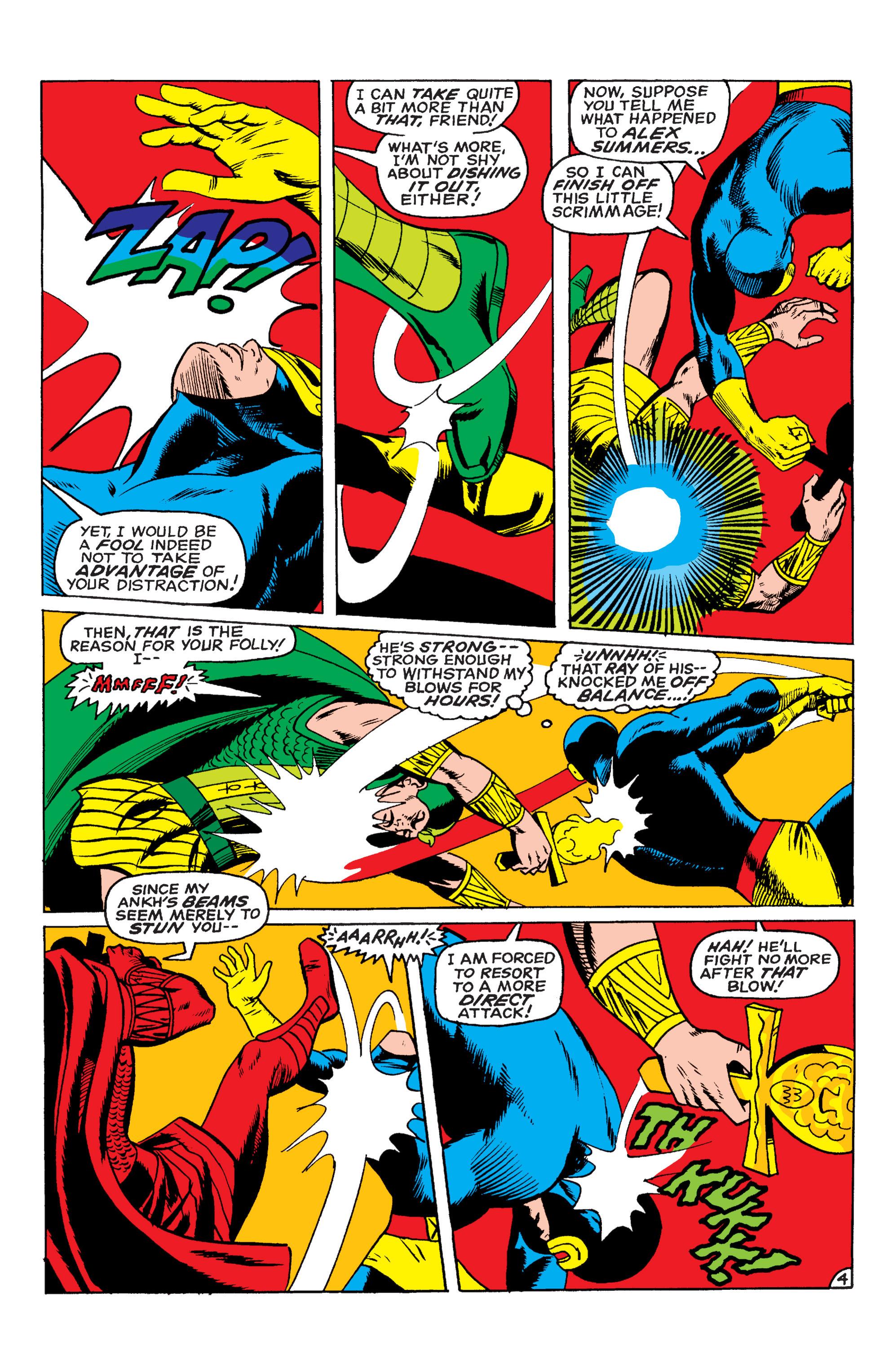 Uncanny X-Men (1963) 55 Page 4