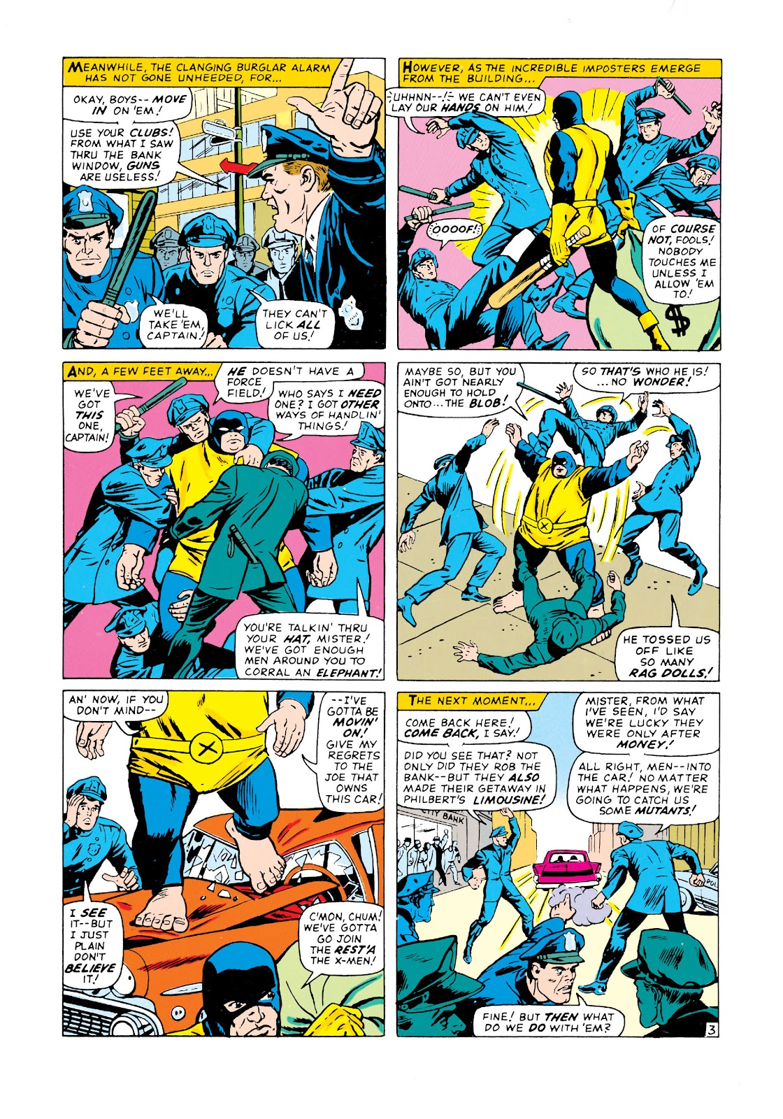 Uncanny X-Men (1963) issue 20 - Page 4