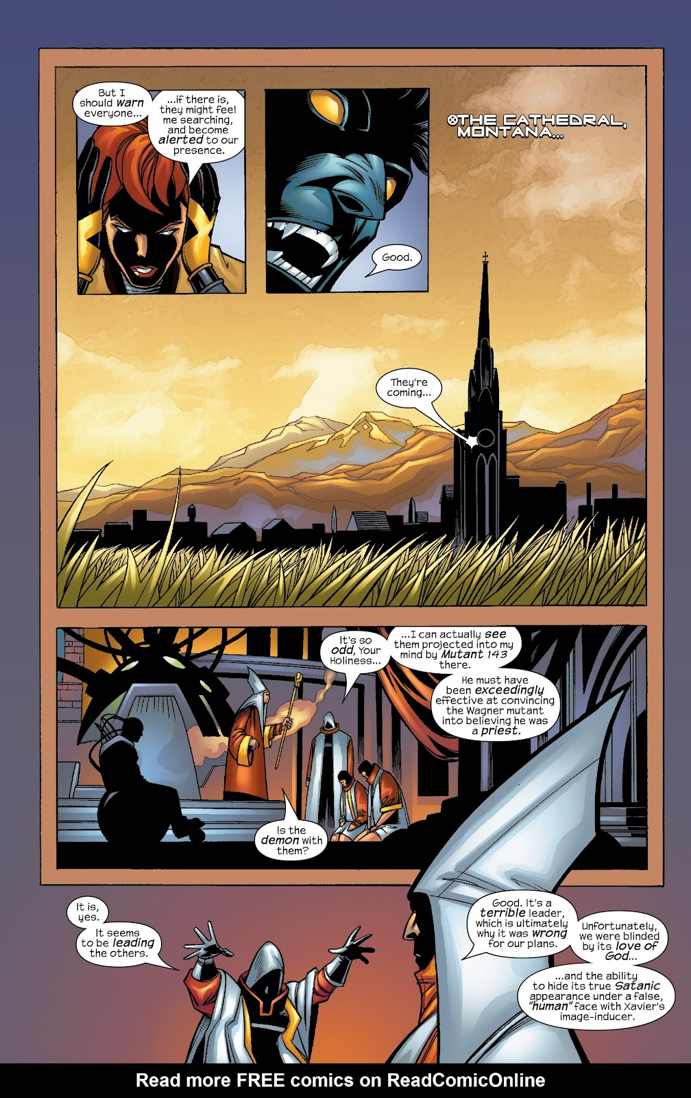 Read online X-Men: Unstoppable comic -  Issue # TPB (Part 4) - 100