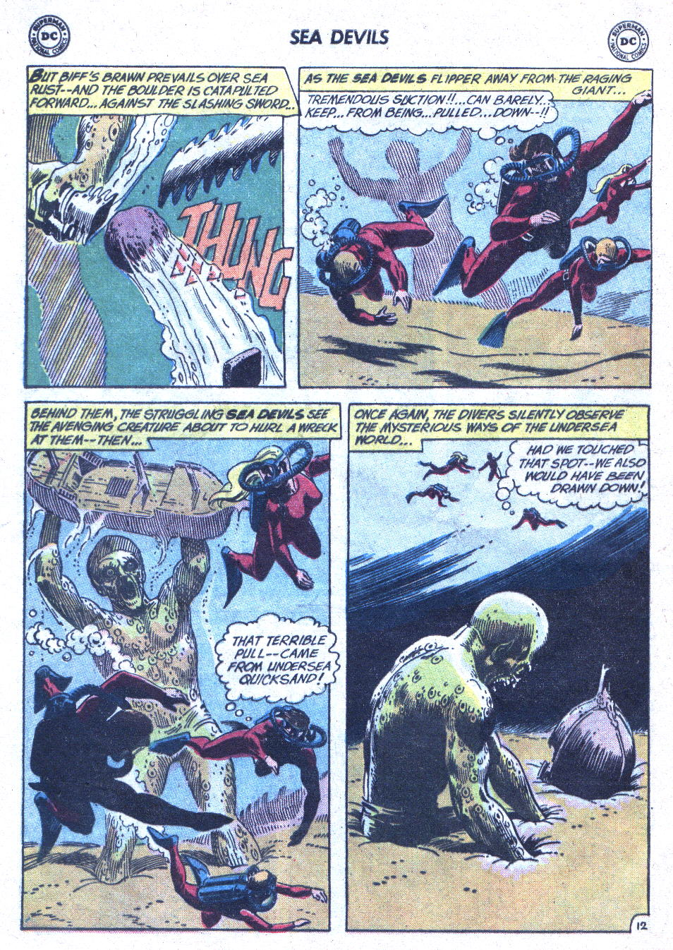 Sea Devils issue 1 - Page 17