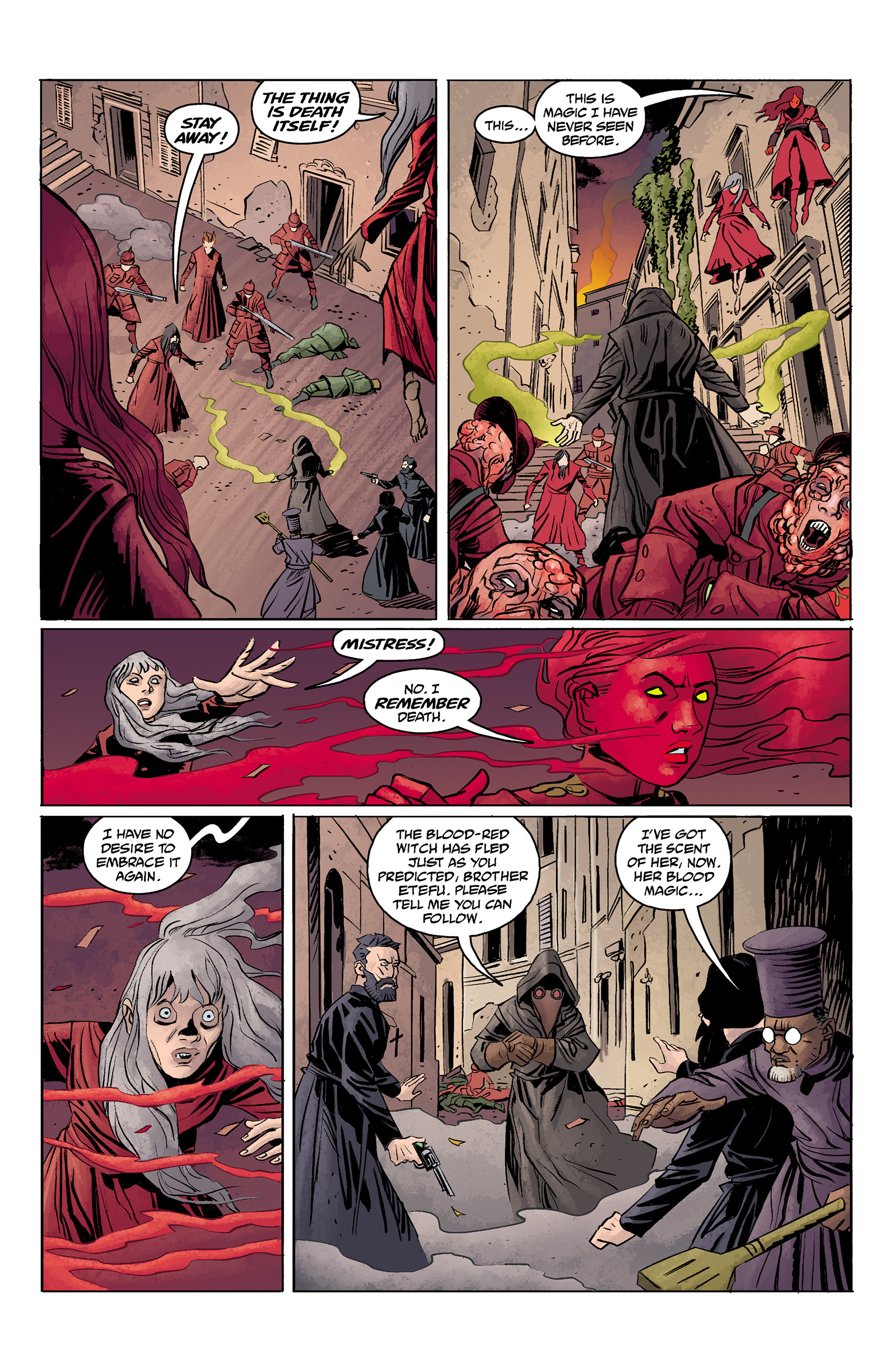 Read online Baltimore: The Red Kingdom comic -  Issue #5 - 7