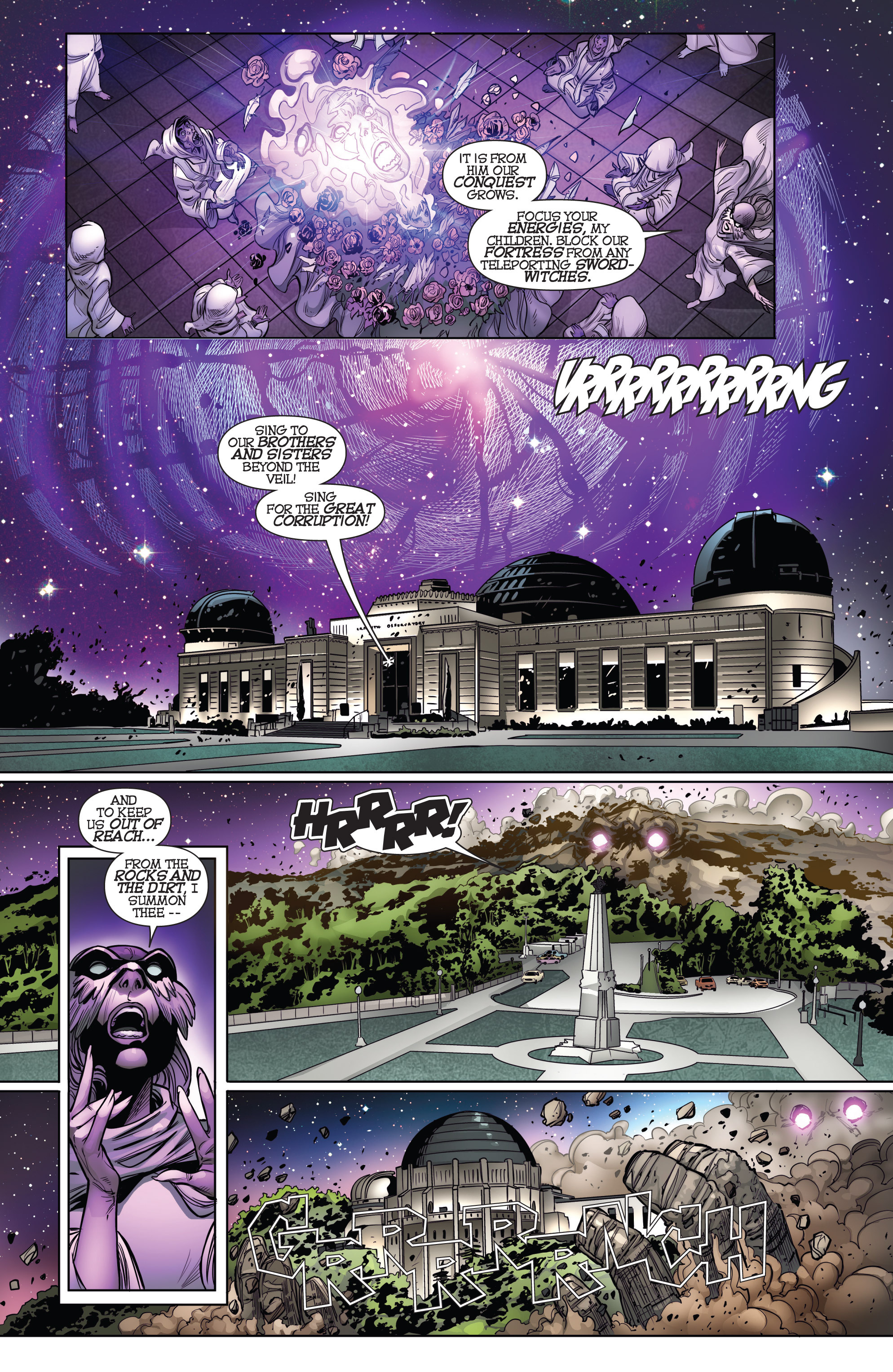 Read online Uncanny X-Force (2013) comic -  Issue #14 - 4