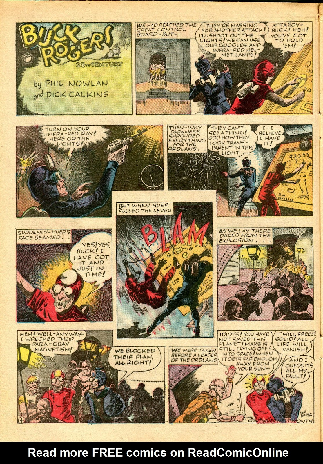 Read online Famous Funnies comic -  Issue #42 - 19