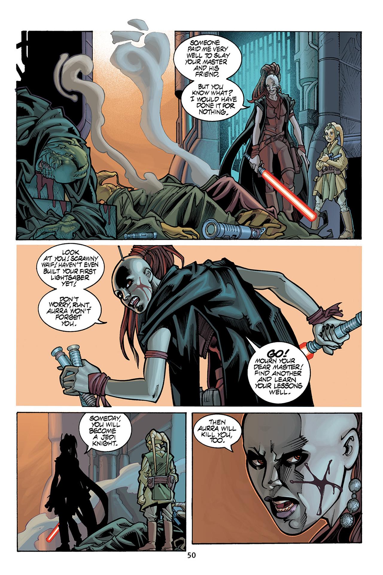 Read online Star Wars Omnibus comic -  Issue # Vol. 10 - 49