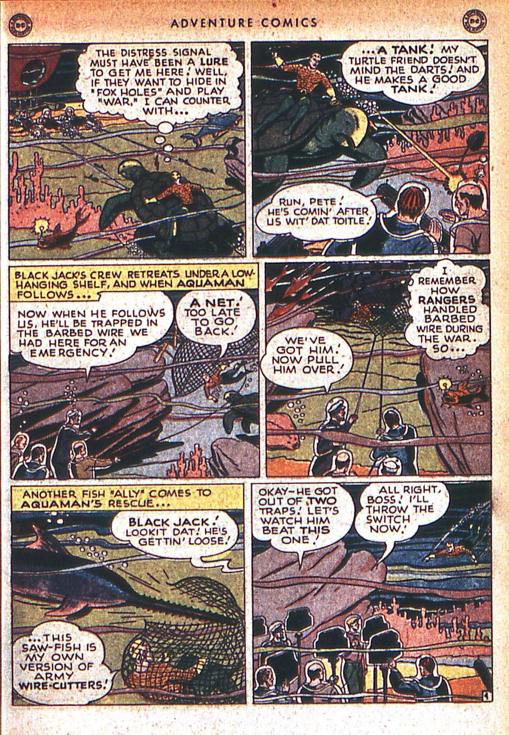 Read online Adventure Comics (1938) comic -  Issue #125 - 28