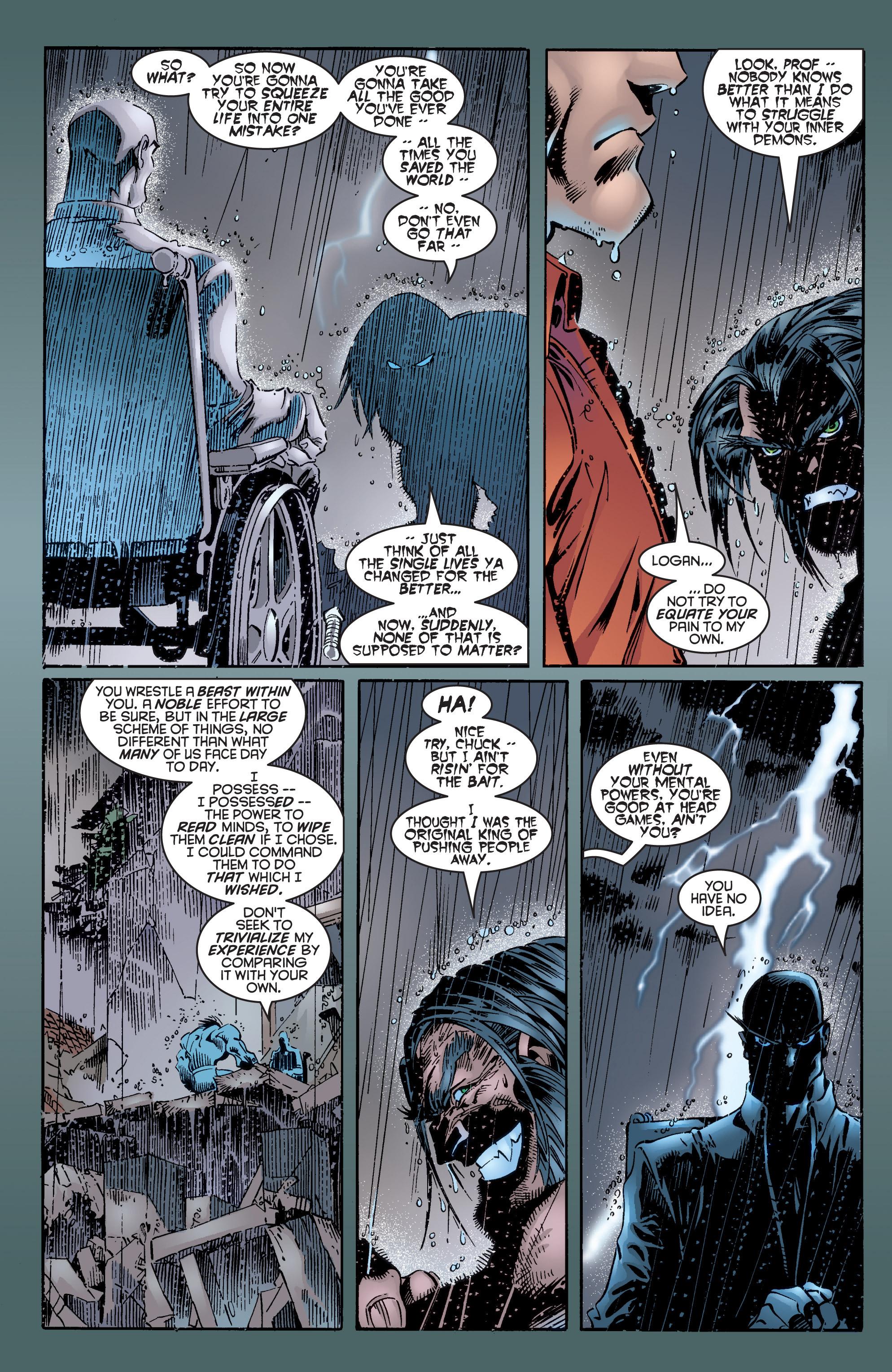 Read online Uncanny X-Men (1963) comic -  Issue #337 - 5