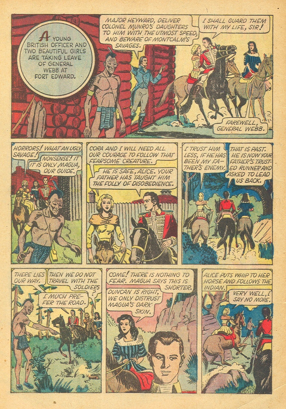 Classics Illustrated issue 4 - Page 4