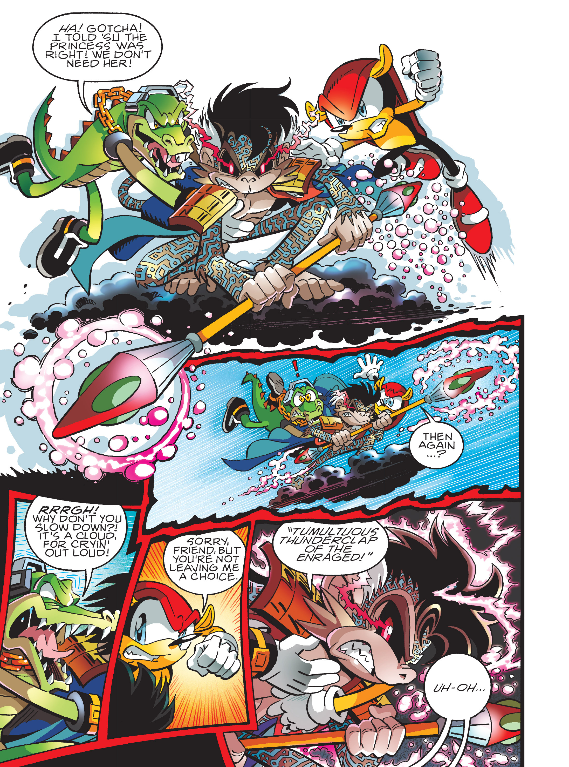 Read online Sonic Super Digest comic -  Issue #7 - 33