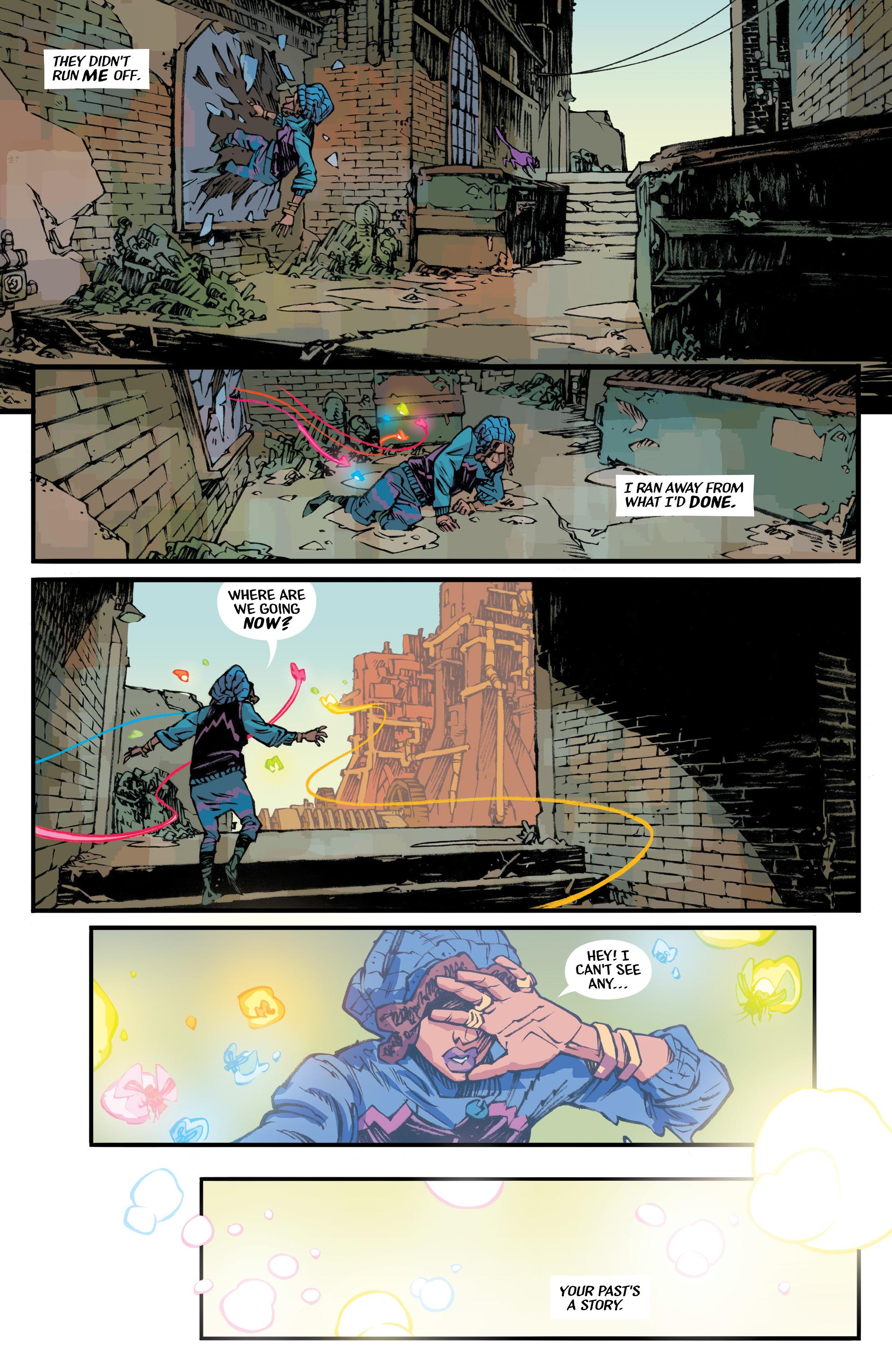 Read online Black Cloud comic -  Issue #3 - 18