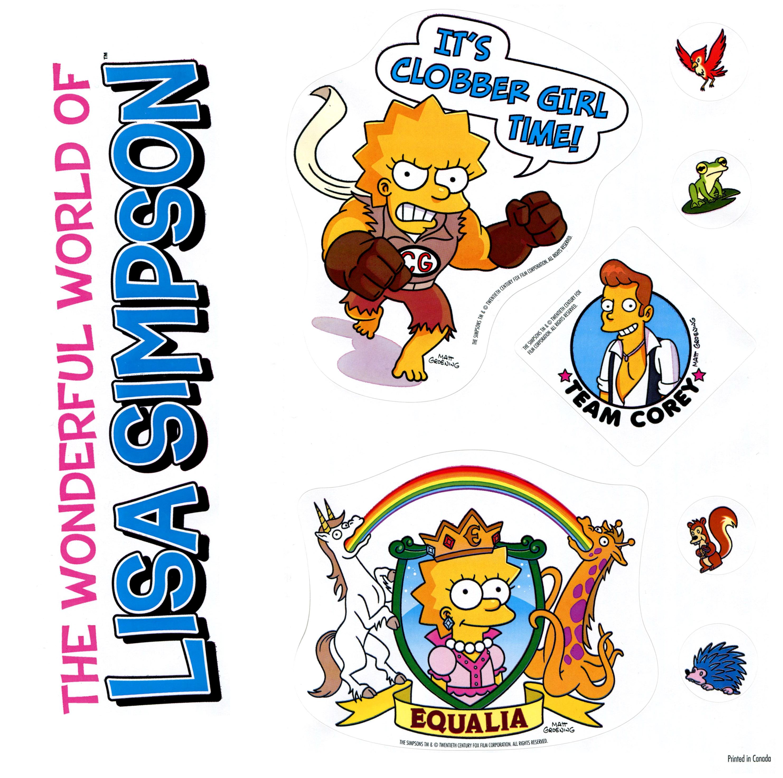 Read online Simpsons One-Shot Wonders: Lisa comic -  Issue # Full - 15