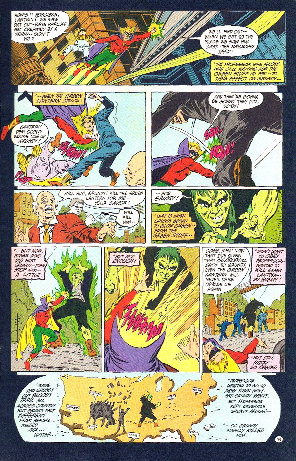 Infinity Inc. (1984) issue 39 - Page 15