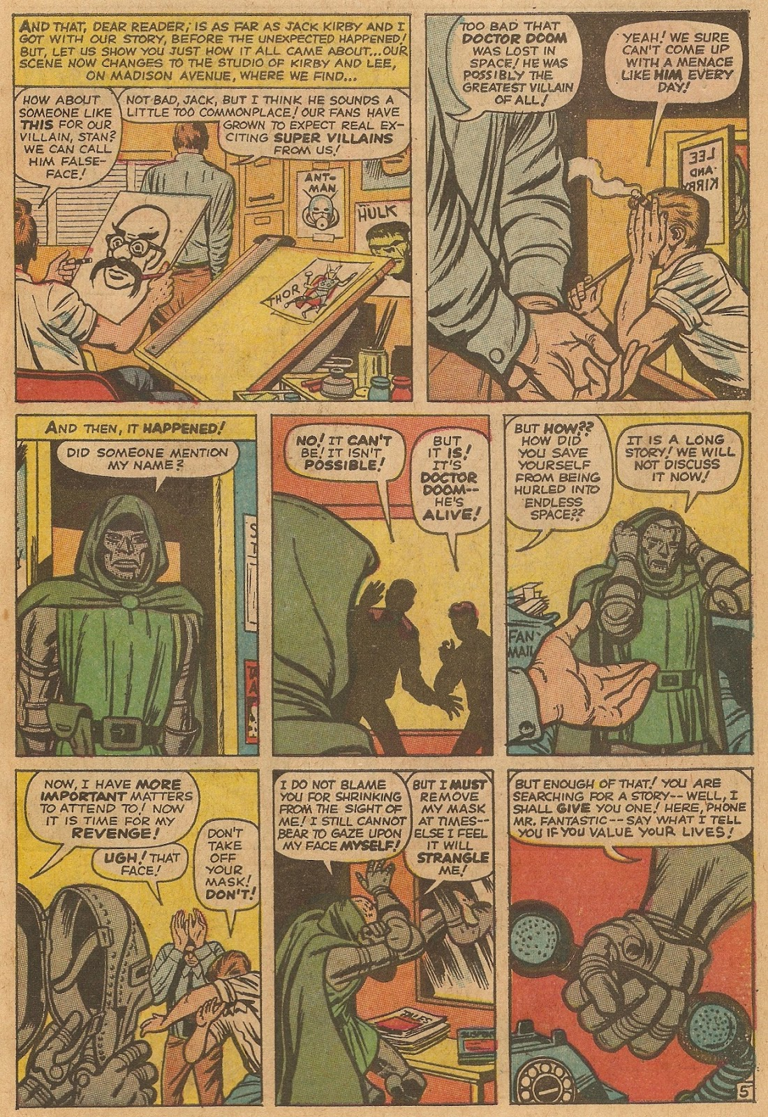 Marvel Collectors' Item Classics issue 8 - Page 7