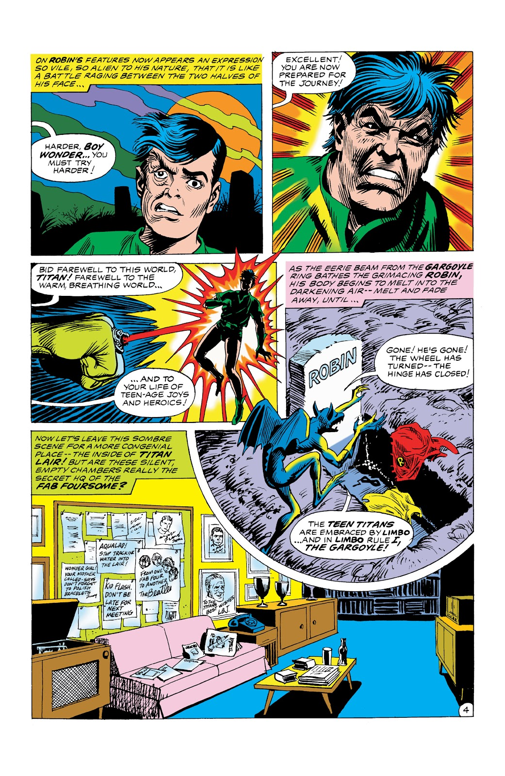 Teen Titans (1966) issue 14 - Page 5