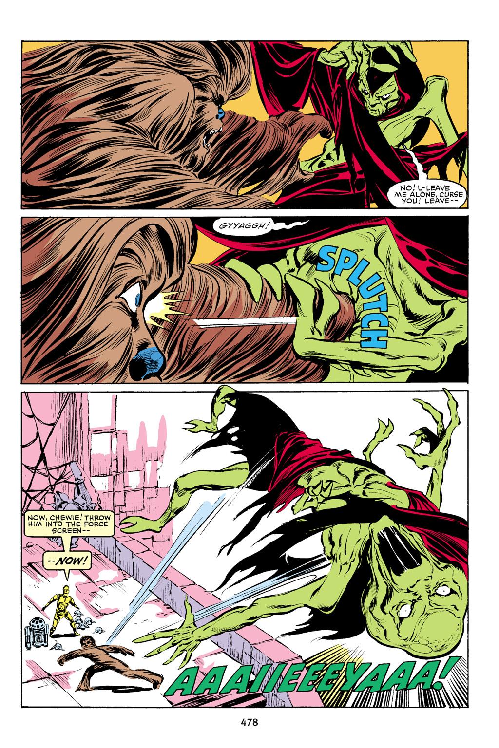 Read online Star Wars Omnibus comic -  Issue # Vol. 16 - 469