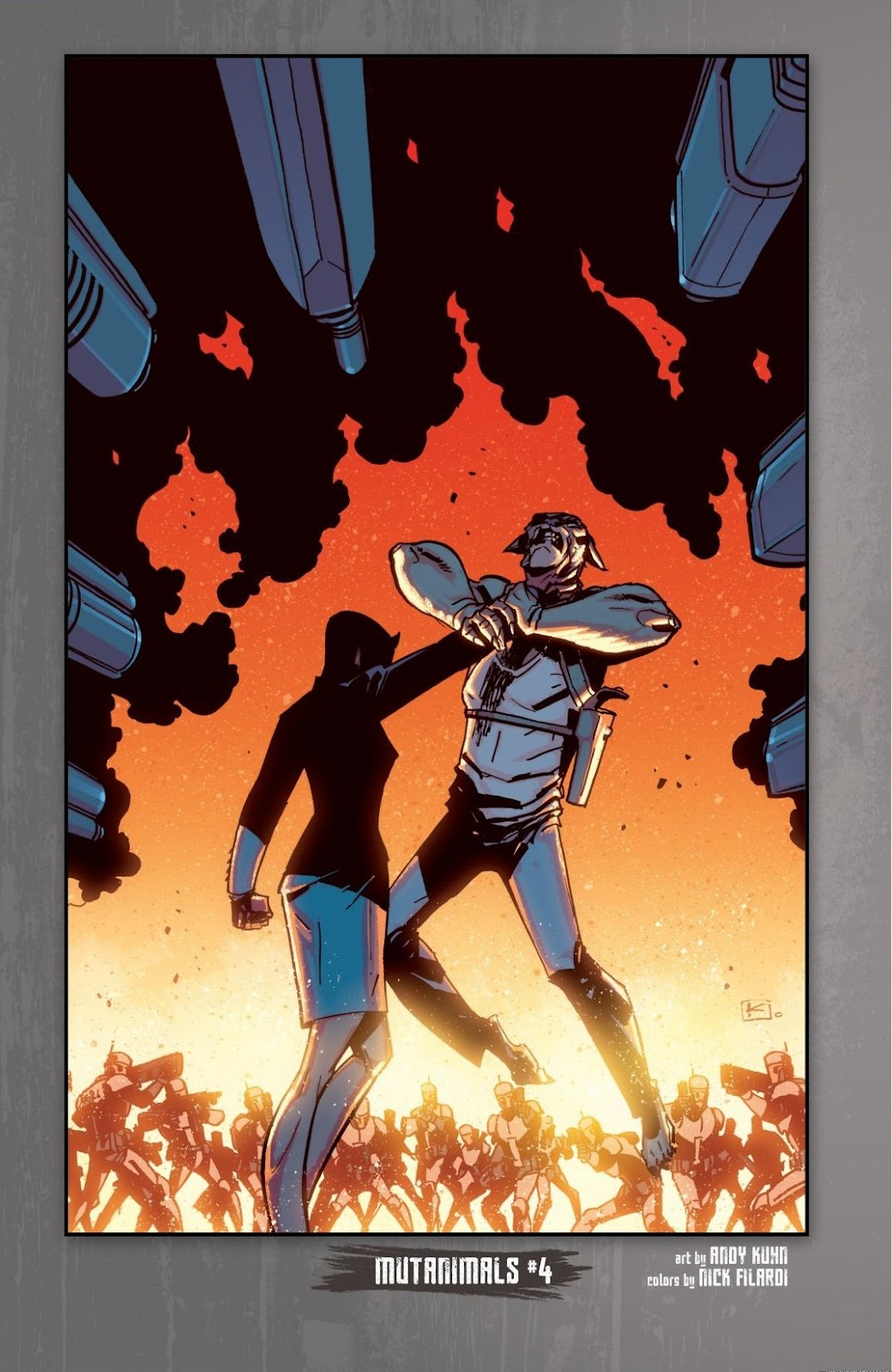 Read online Teenage Mutant Ninja Turtles: The IDW Collection comic -  Issue # TPB 6 (Part 1) - 77