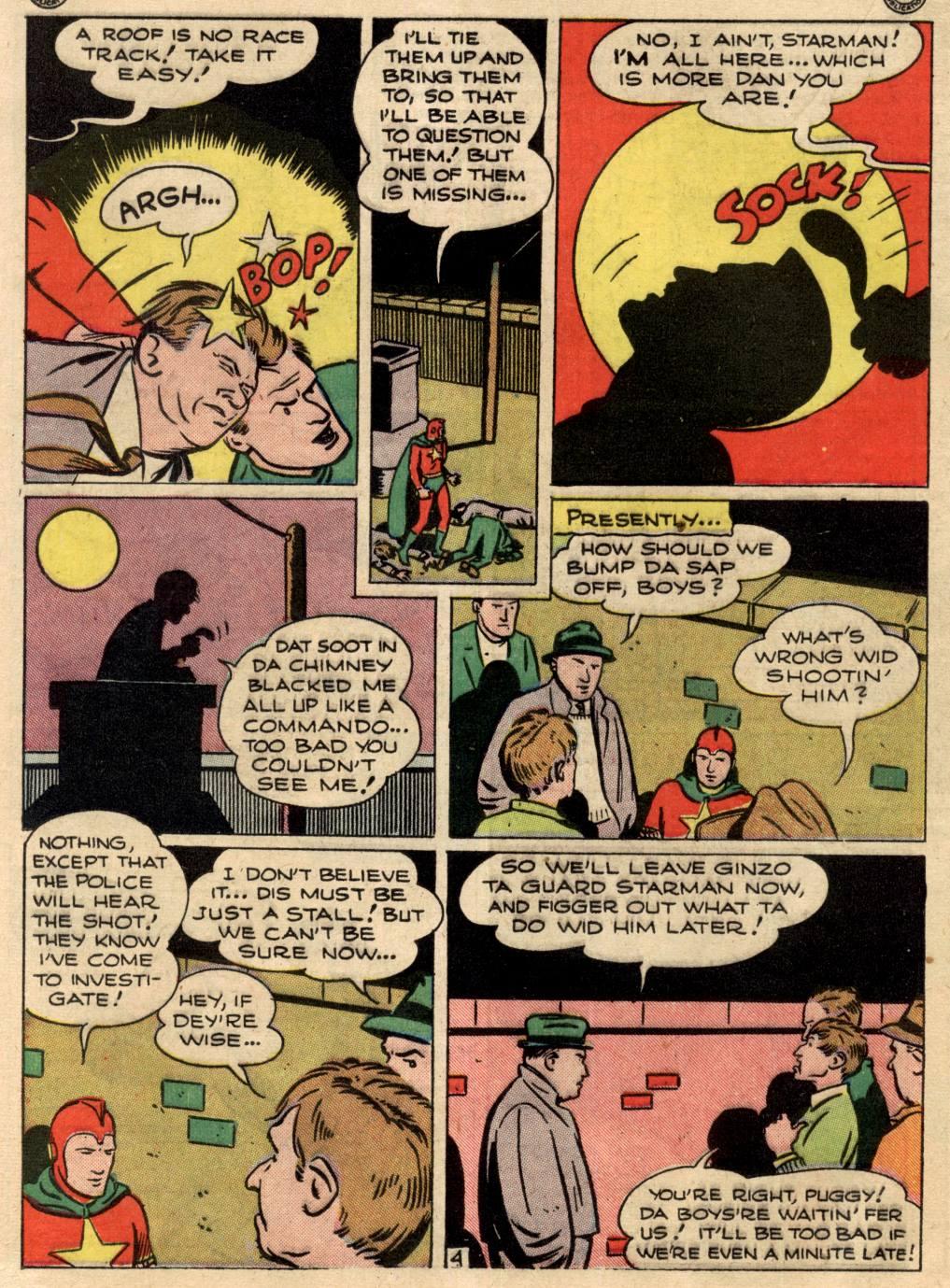 Read online Adventure Comics (1938) comic -  Issue #100 - 34