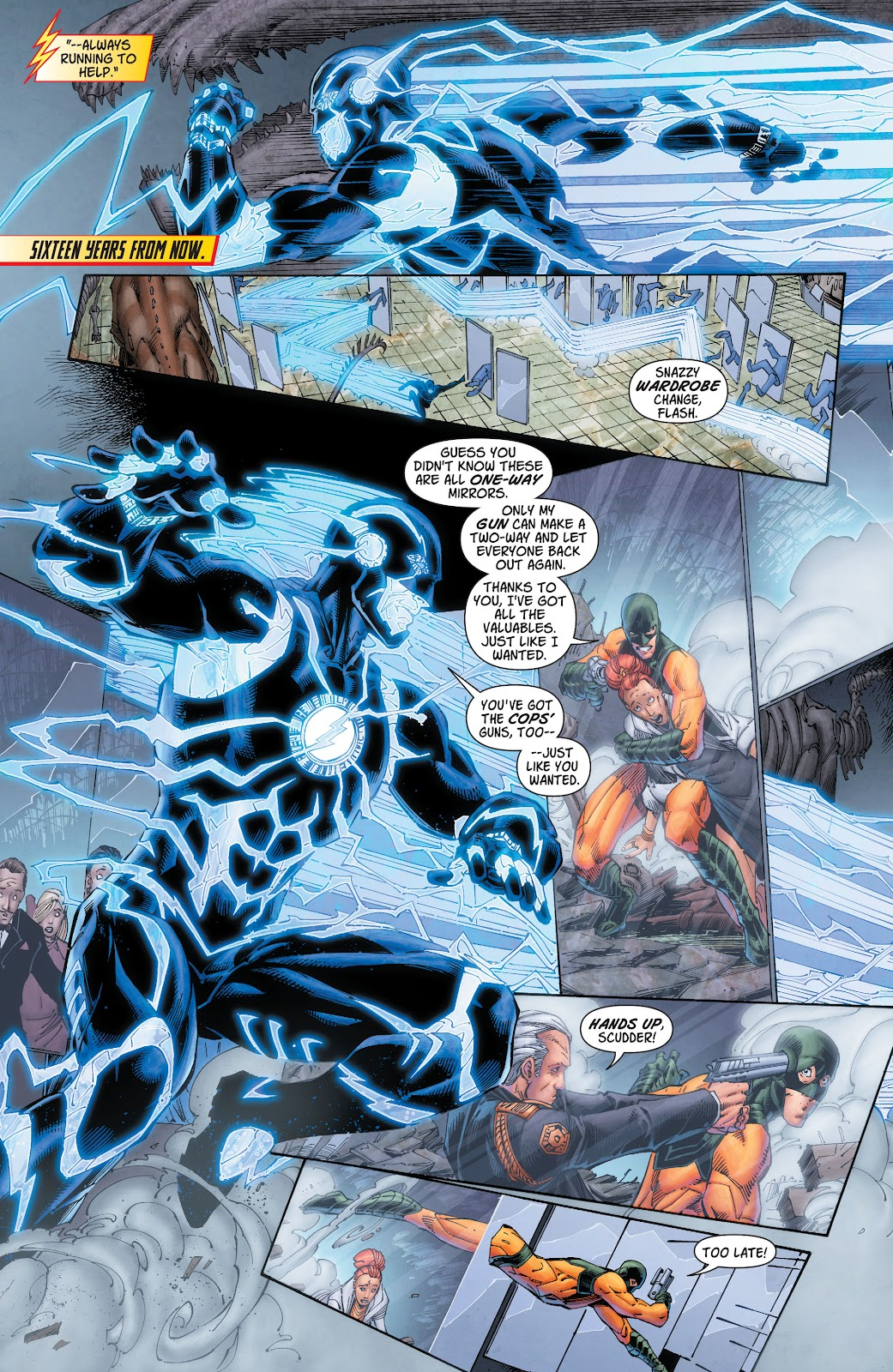 Read online The Flash (2011) comic -  Issue # _TPB 6 (Part 1) - 76