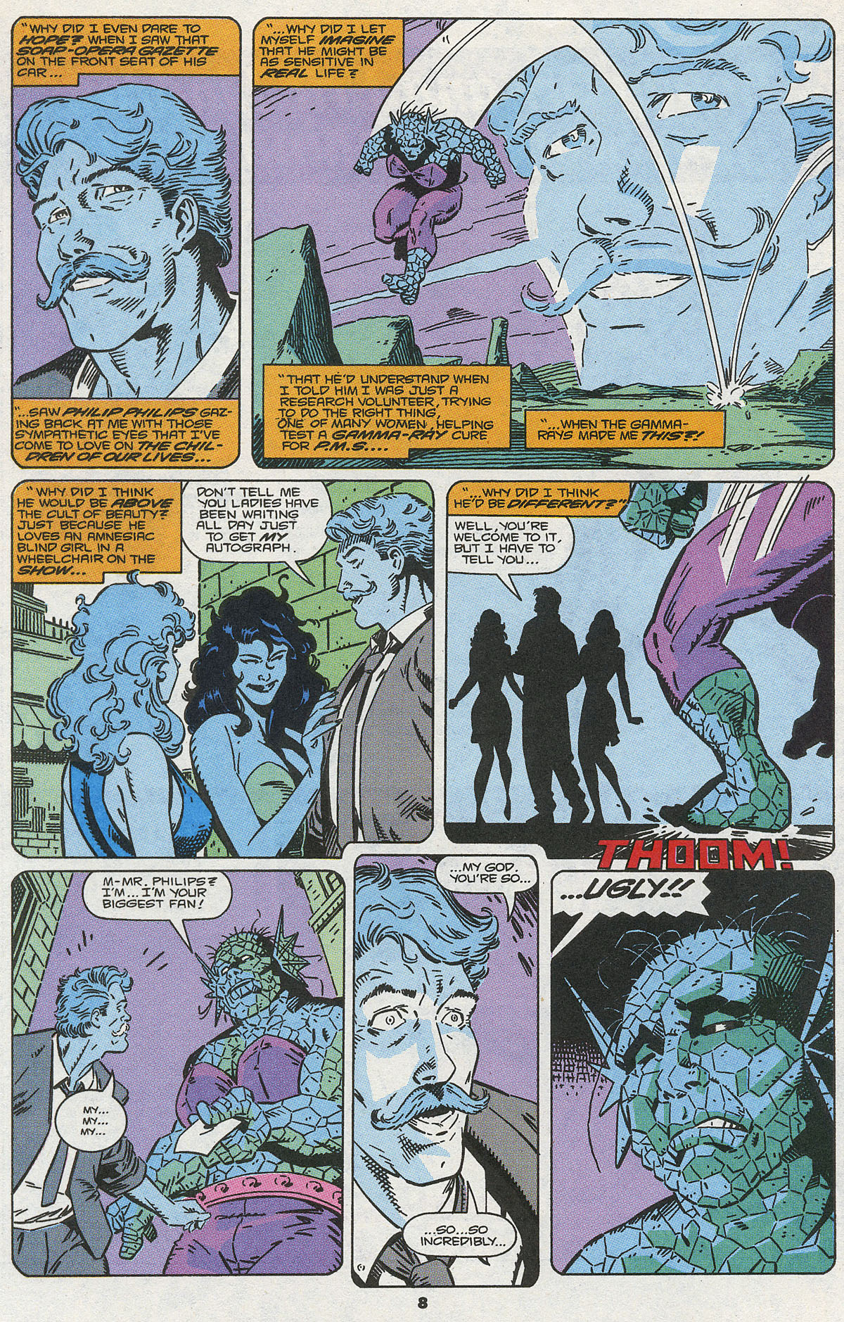 Read online Wonder Man (1991) comic -  Issue #3 - 7