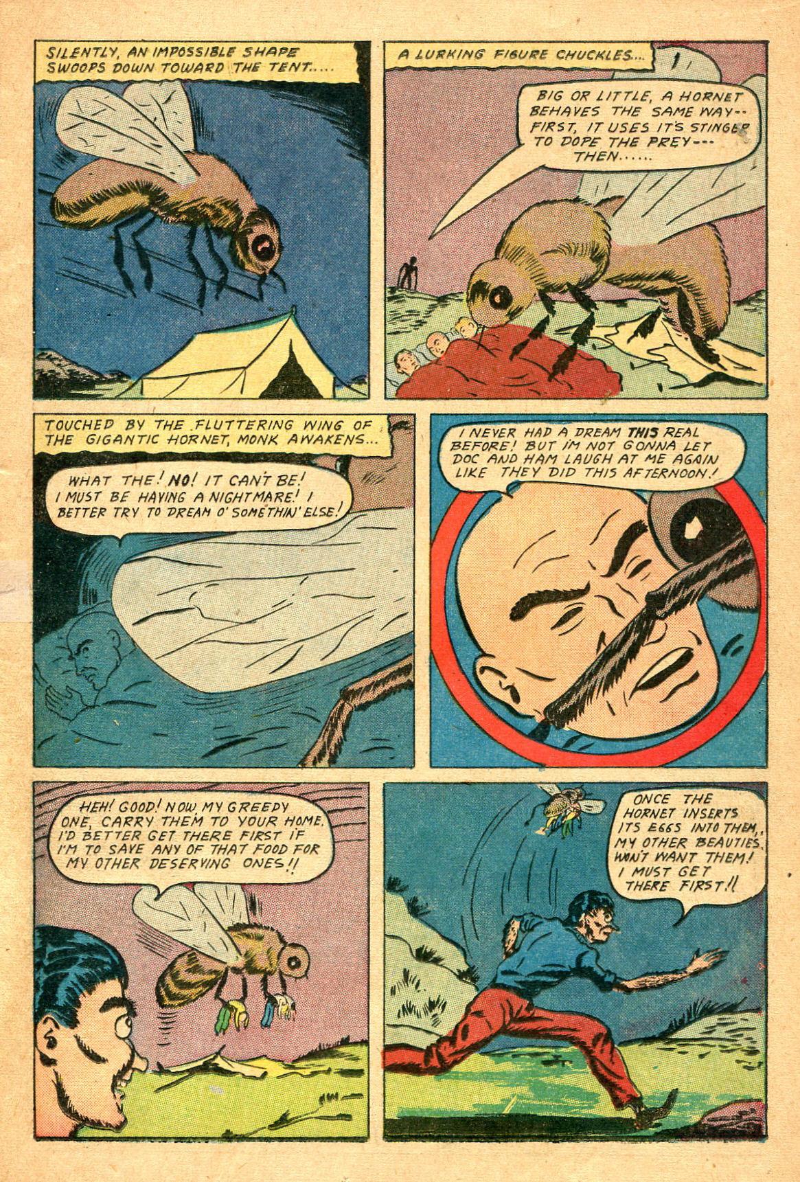 Read online Shadow Comics comic -  Issue #47 - 20