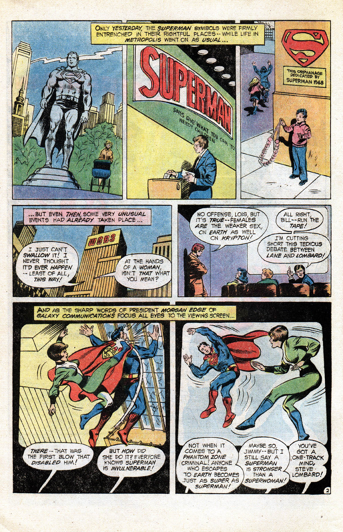 Read online Action Comics (1938) comic -  Issue #473 - 4