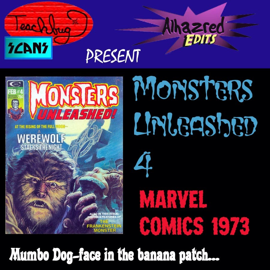 Monsters Unleashed (1973) issue 4 - Page 1