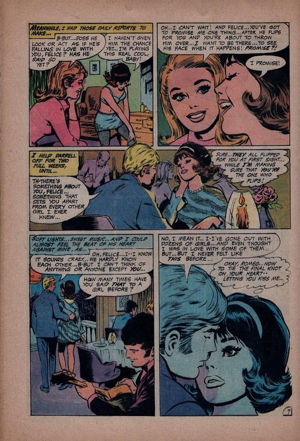 Read online Secret Hearts comic -  Issue #145 - 28