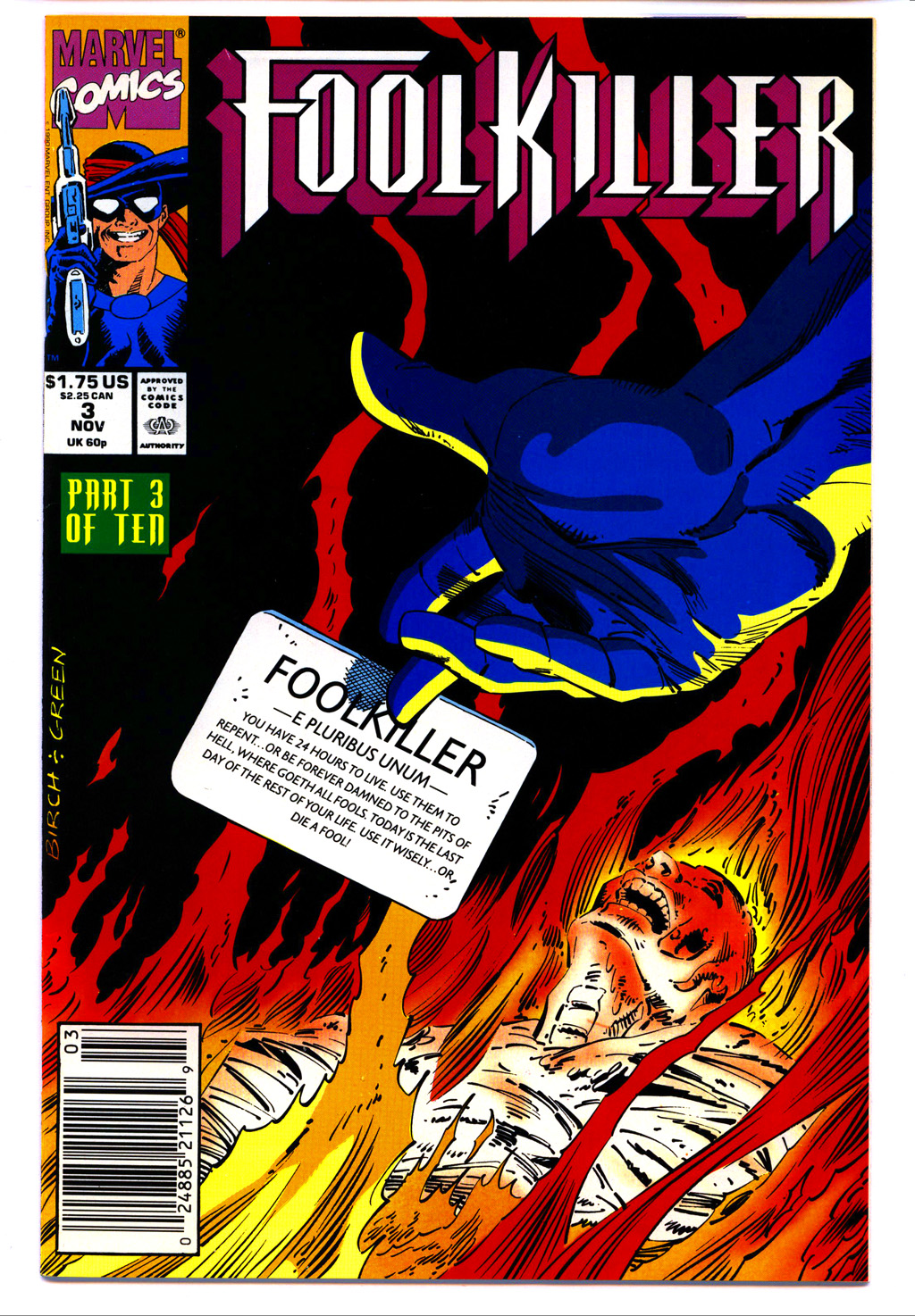 Foolkiller (1990) 3 Page 1