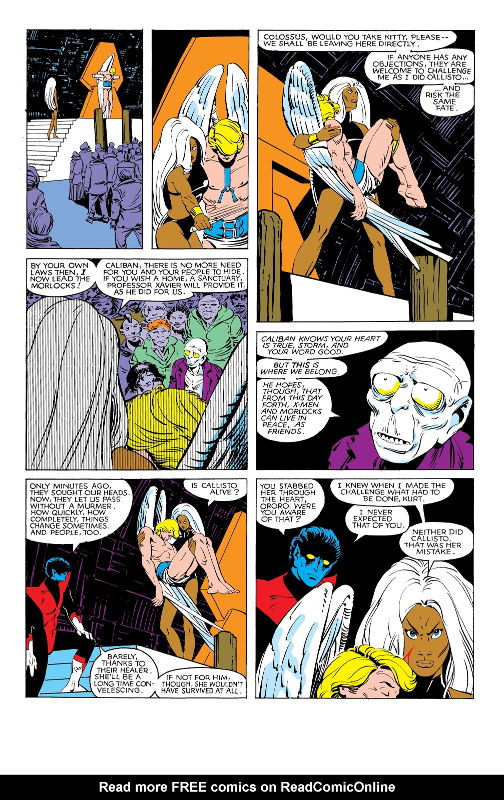 Uncanny X-Men (1963) issue 170 - Page 21