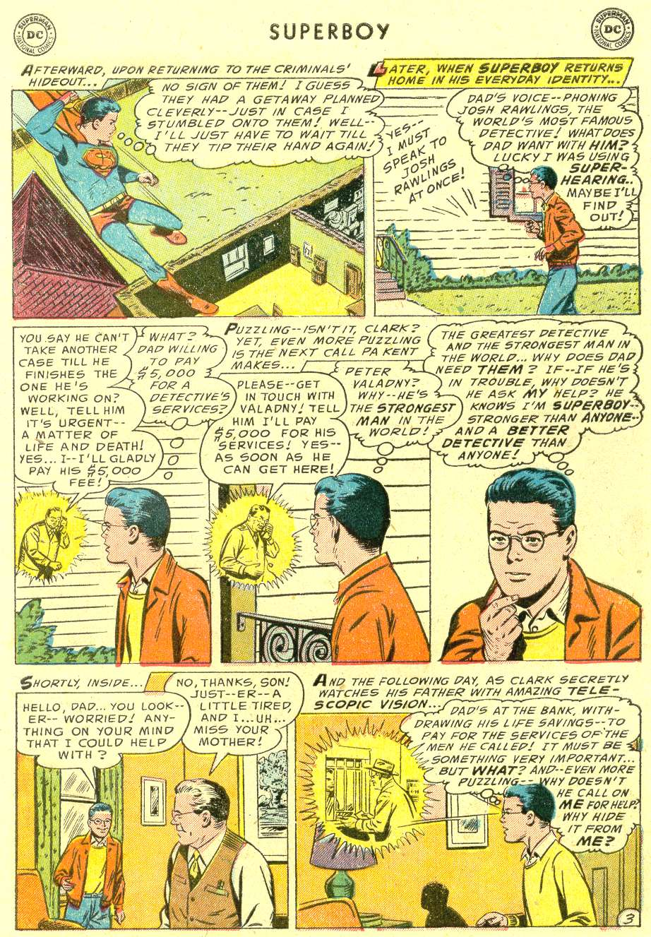 Superboy (1949) issue 42 - Page 4
