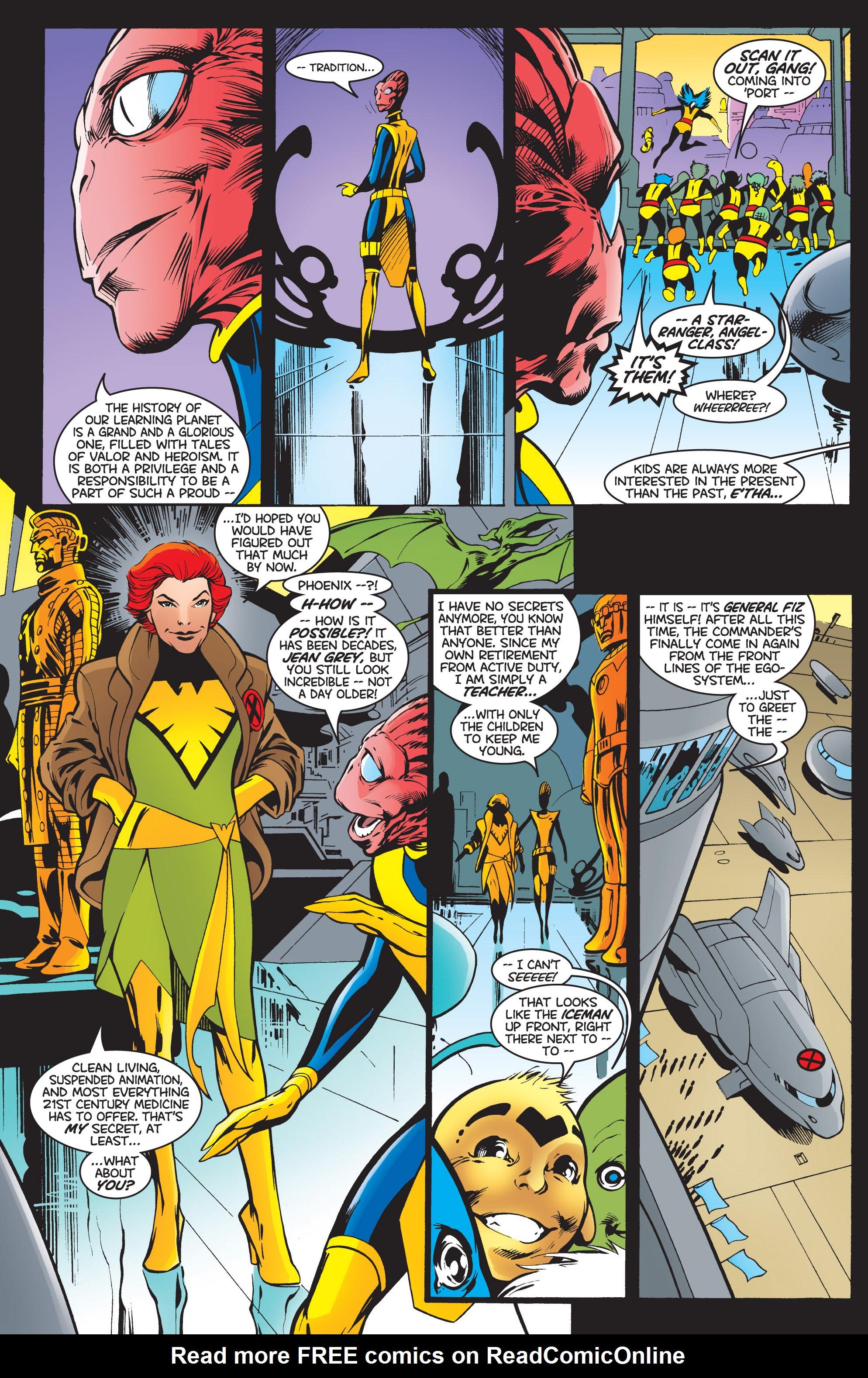 X-Men (1991) 98 Page 3