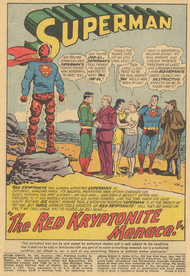 Read online Action Comics (1938) comic -  Issue #283 - 3