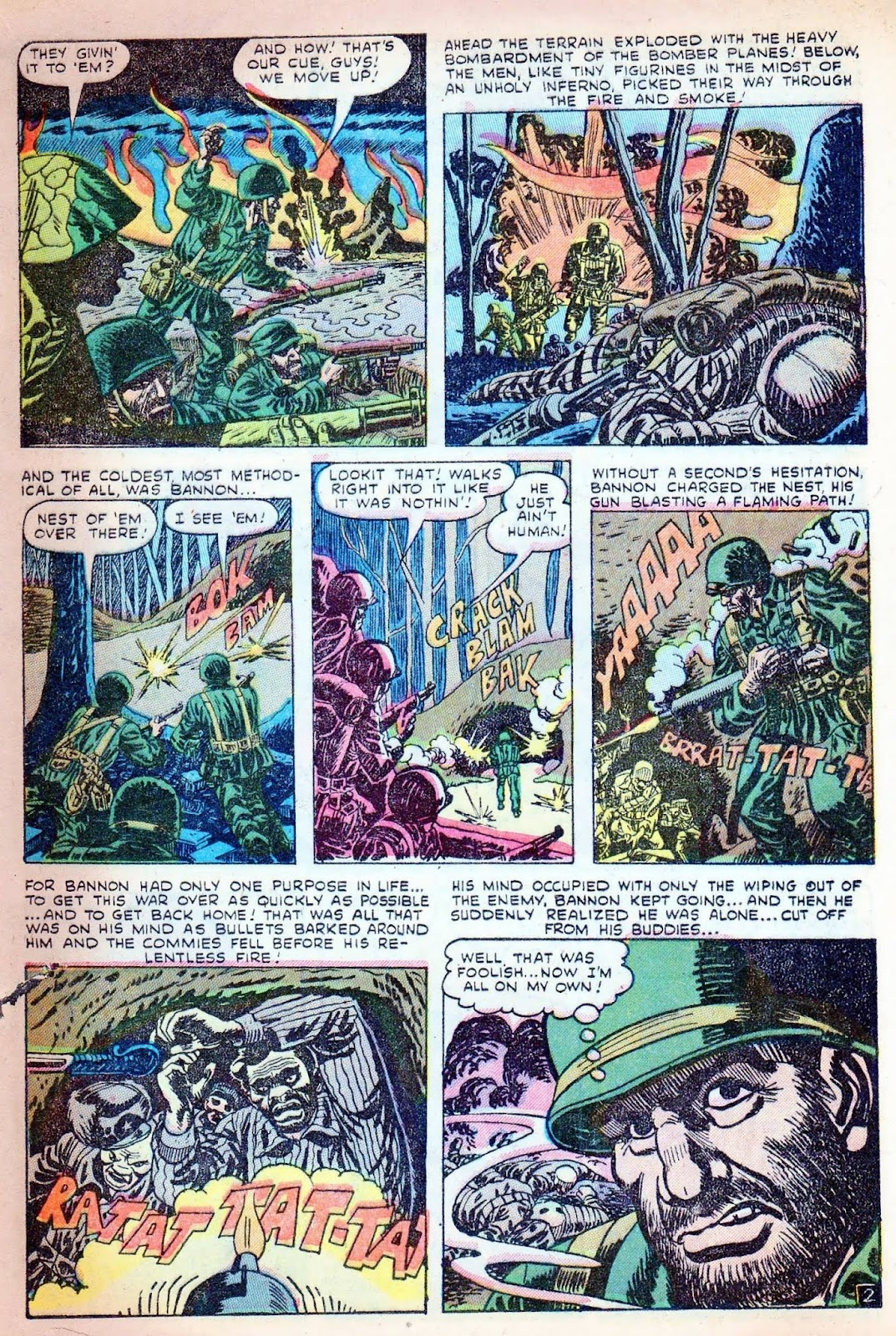 Combat (1952) issue 7 - Page 13