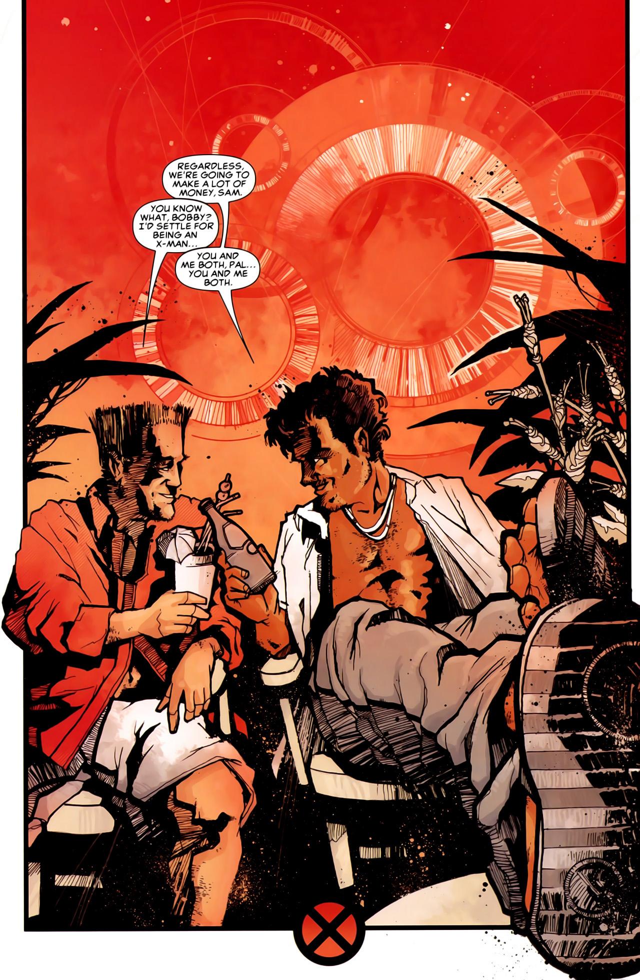 Read online Astonishing Tales (2009) comic -  Issue #6 - 34