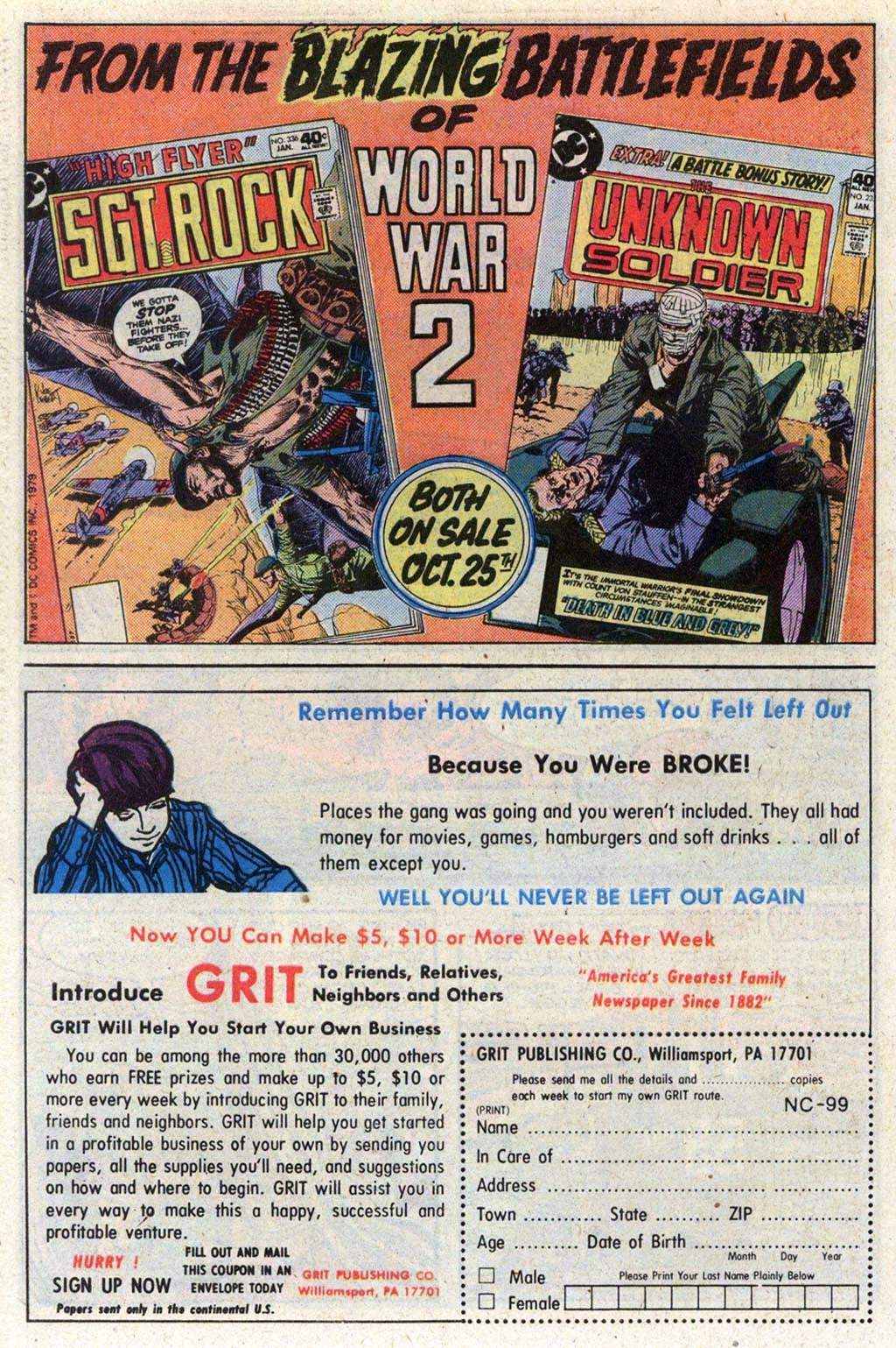 Read online All-Out War comic -  Issue #3 - 64