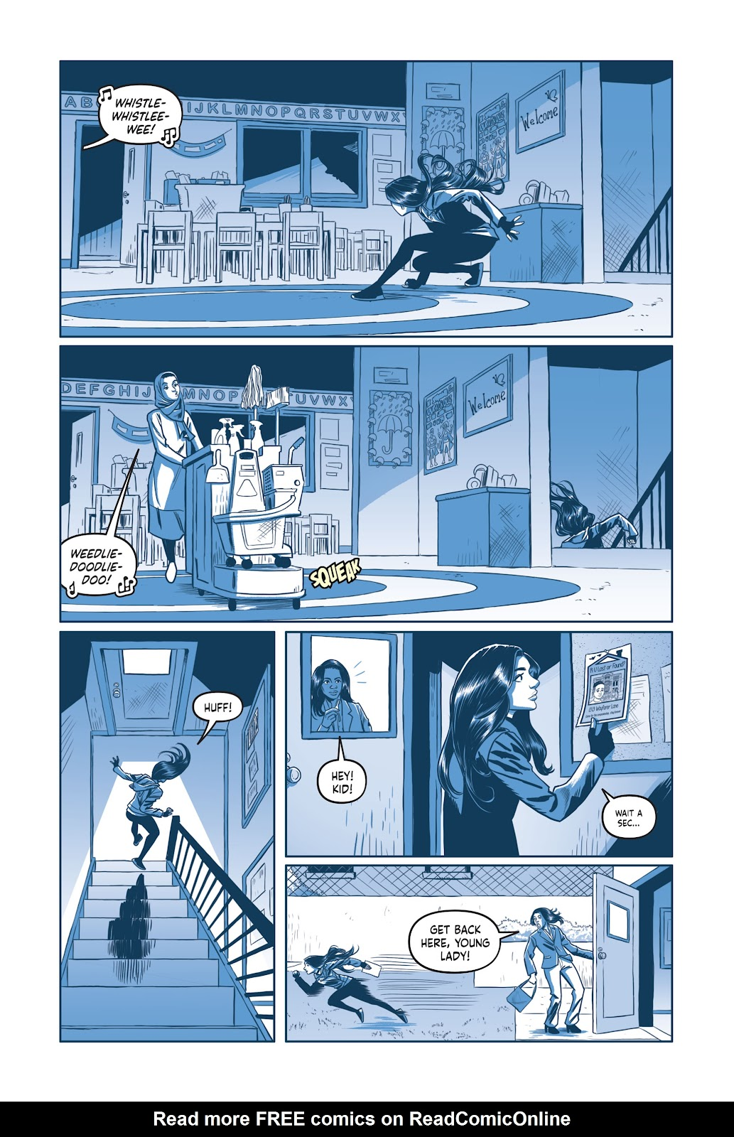 Read online Under the Moon: A Catwoman Tale comic -  Issue # TPB (Part 2) - 75