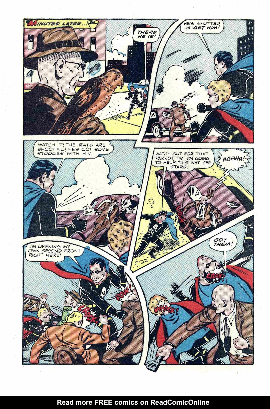Read online America's Best Comics comic -  Issue #13 - 8