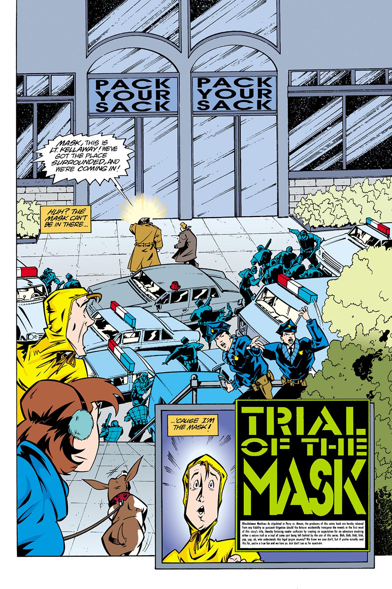 Read online Adventures Of The Mask Omnibus comic -  Issue #Adventures Of The Mask Omnibus Full - 329