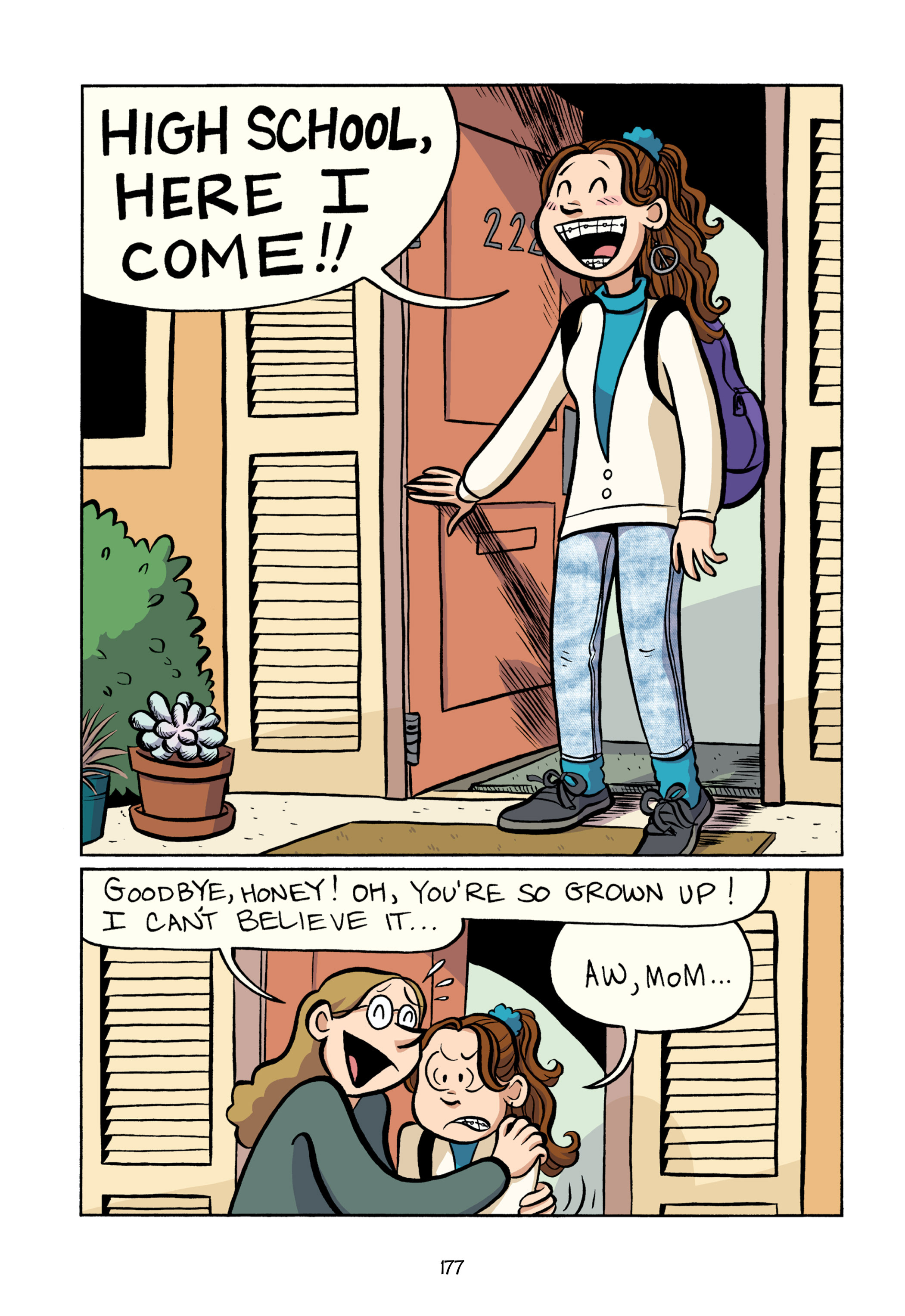 Read online Smile comic -  Issue # TPB - 183