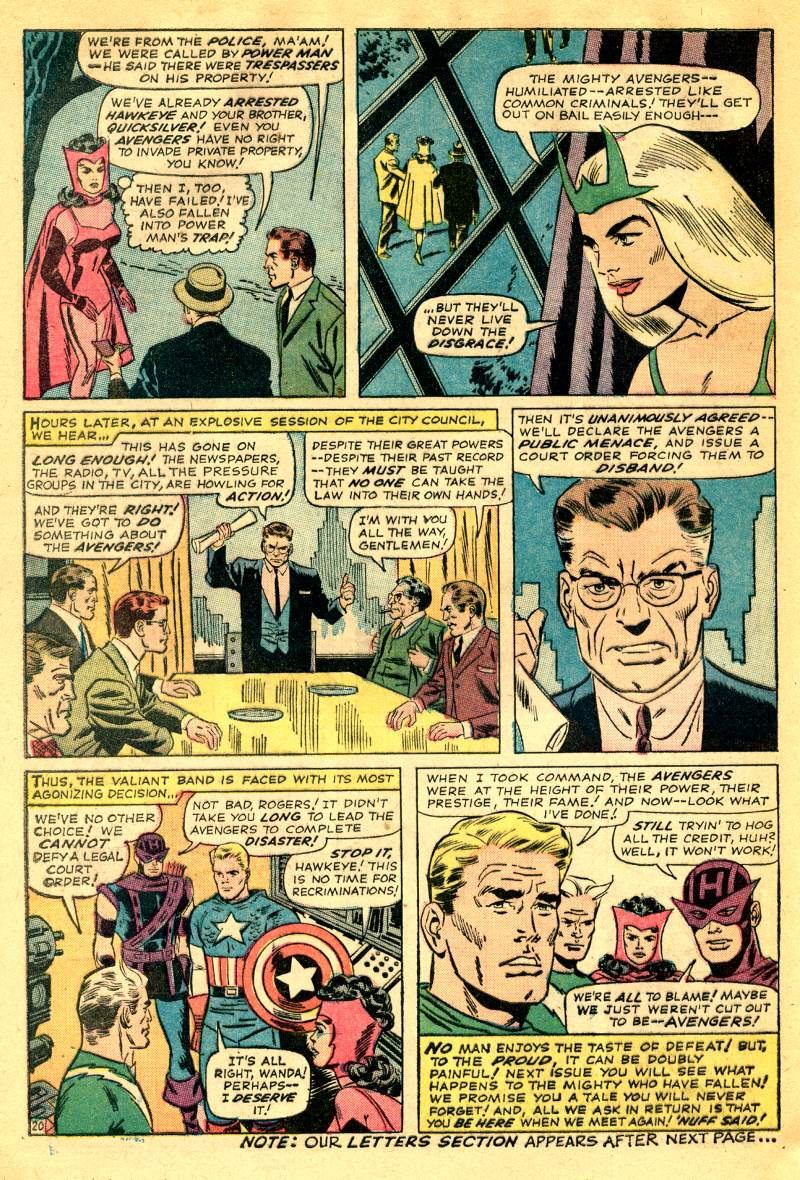 The Avengers (1963) 21 Page 27