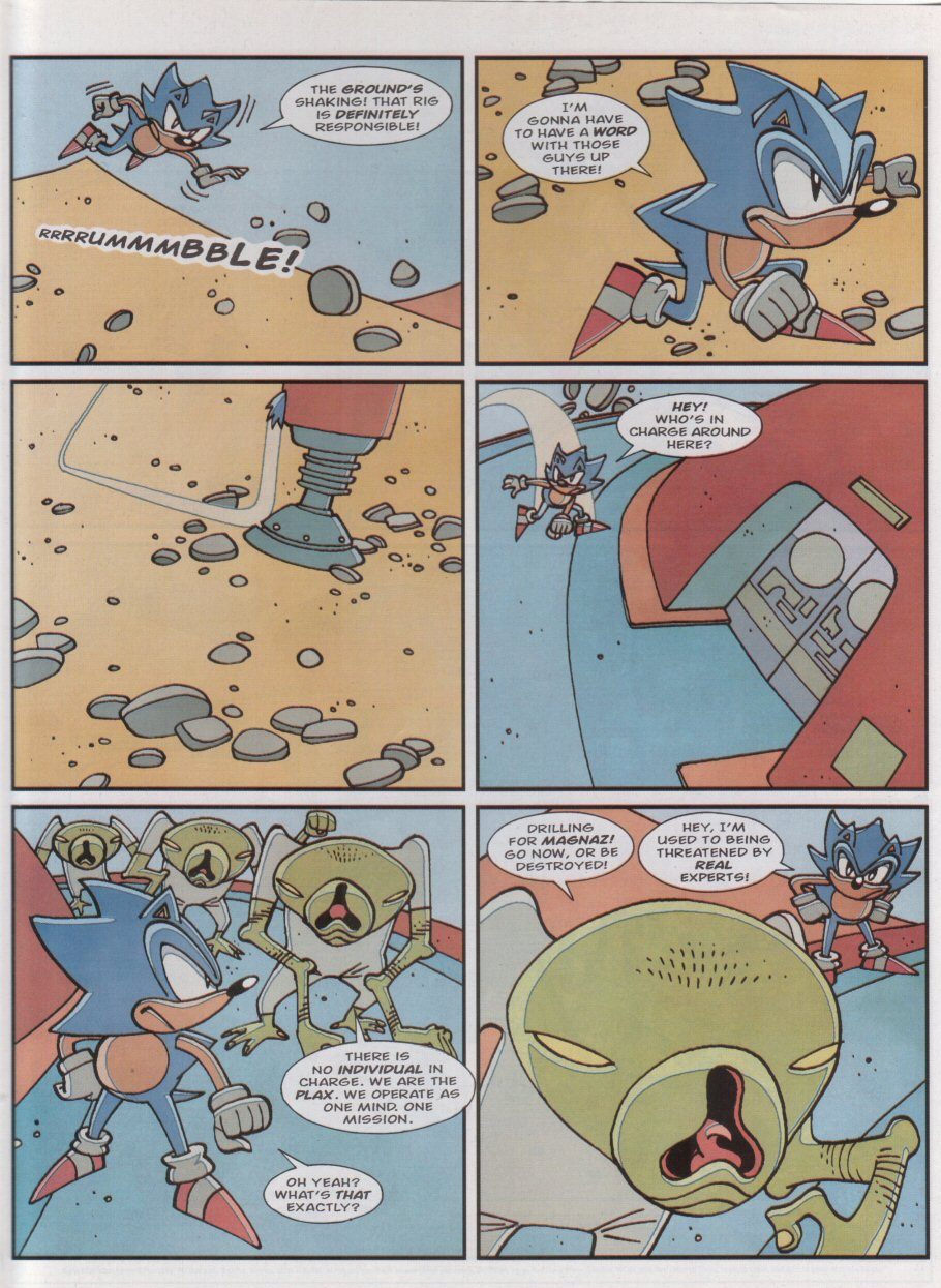 Read online Sonic the Comic comic -  Issue #159 - 4