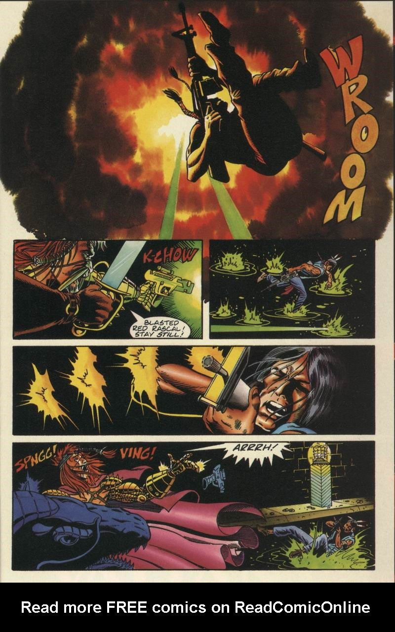 Read online Turok, Dinosaur Hunter (1993) comic -  Issue #15 - 7